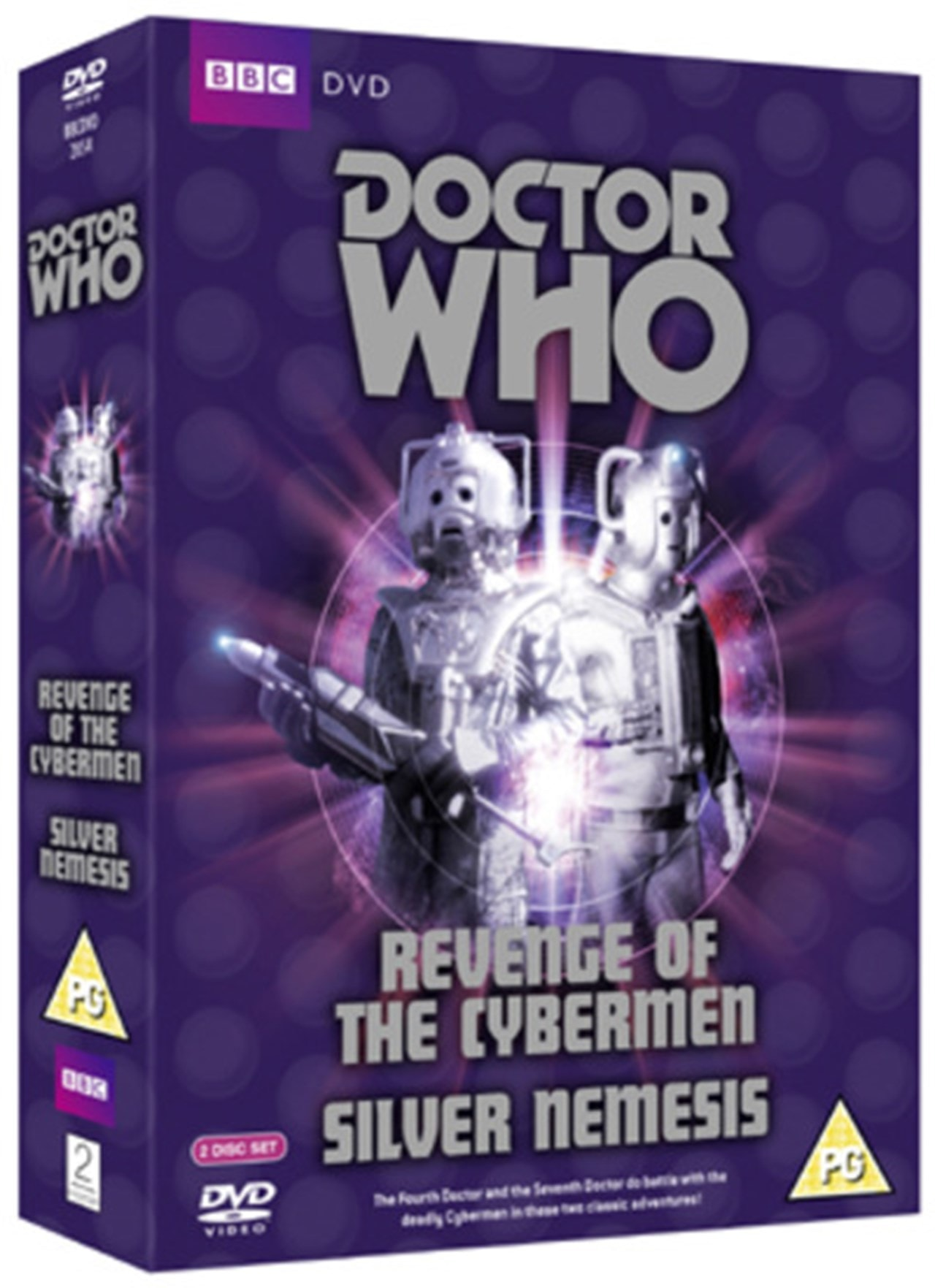 Doctor Who: Cybermen Collection - 1