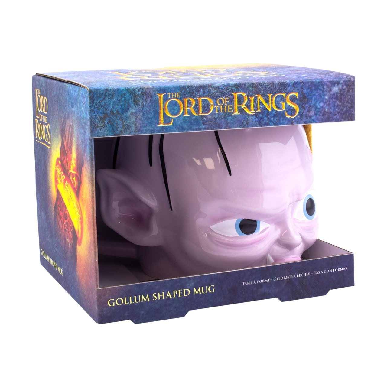 The Lord Of The Rings Gollum Shaped Mug - 2