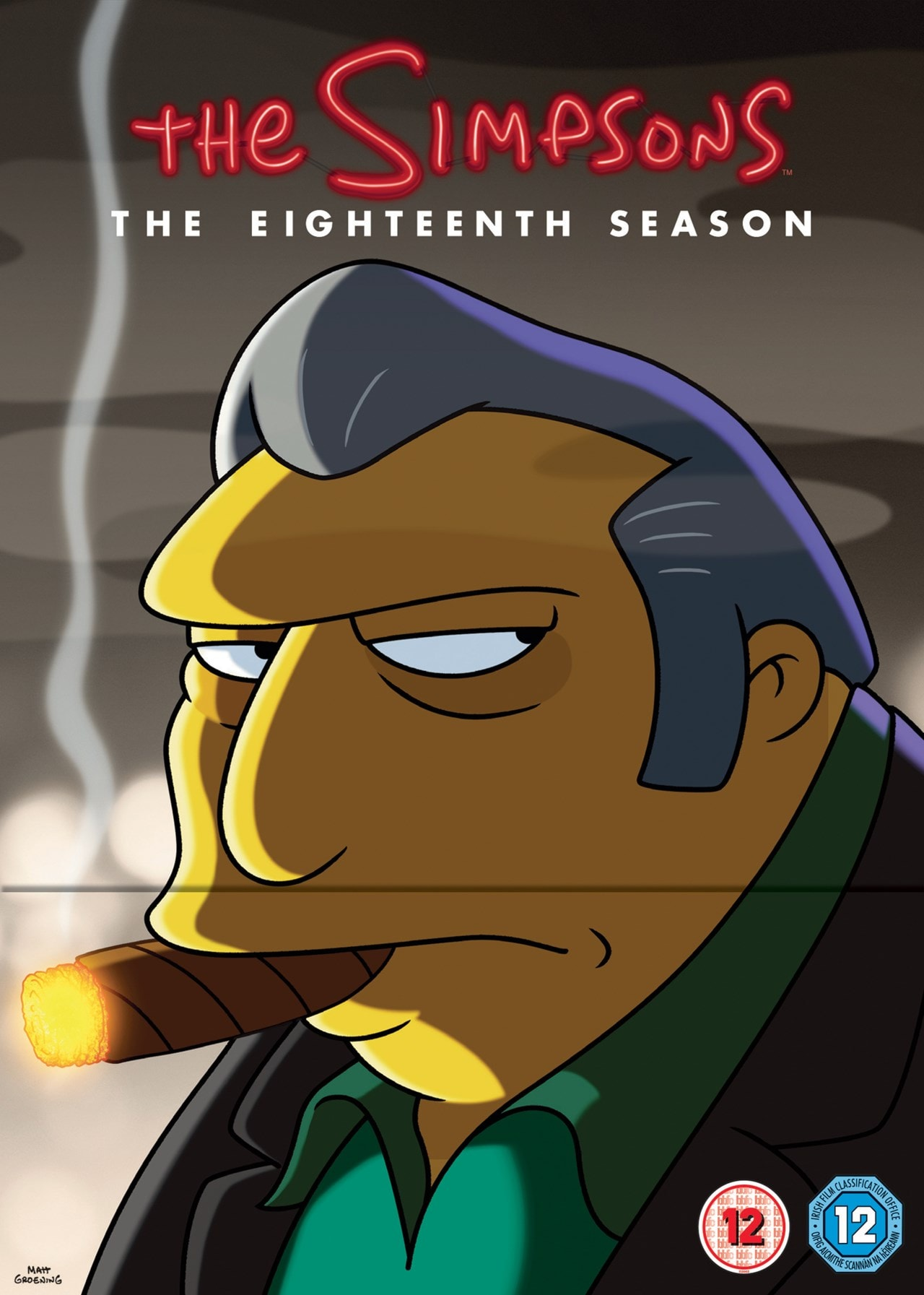 The Simpsons: The Eighteenth Season - 1