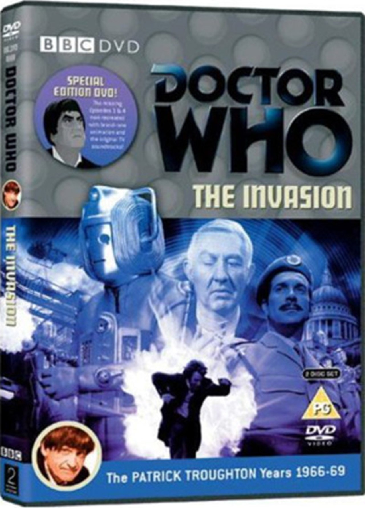 Doctor Who: The Invasion - 1