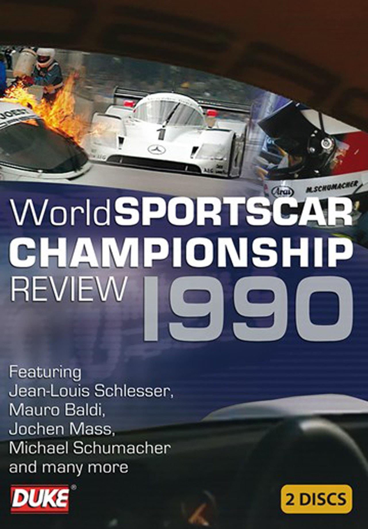 World Sportscar Championship Review: 1990 - 1