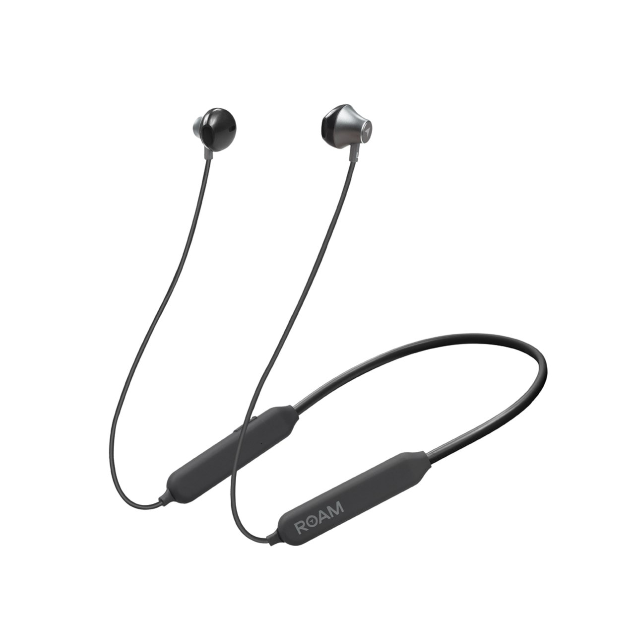 Roam Voyager Graphite Bluetooth Earphones - 1
