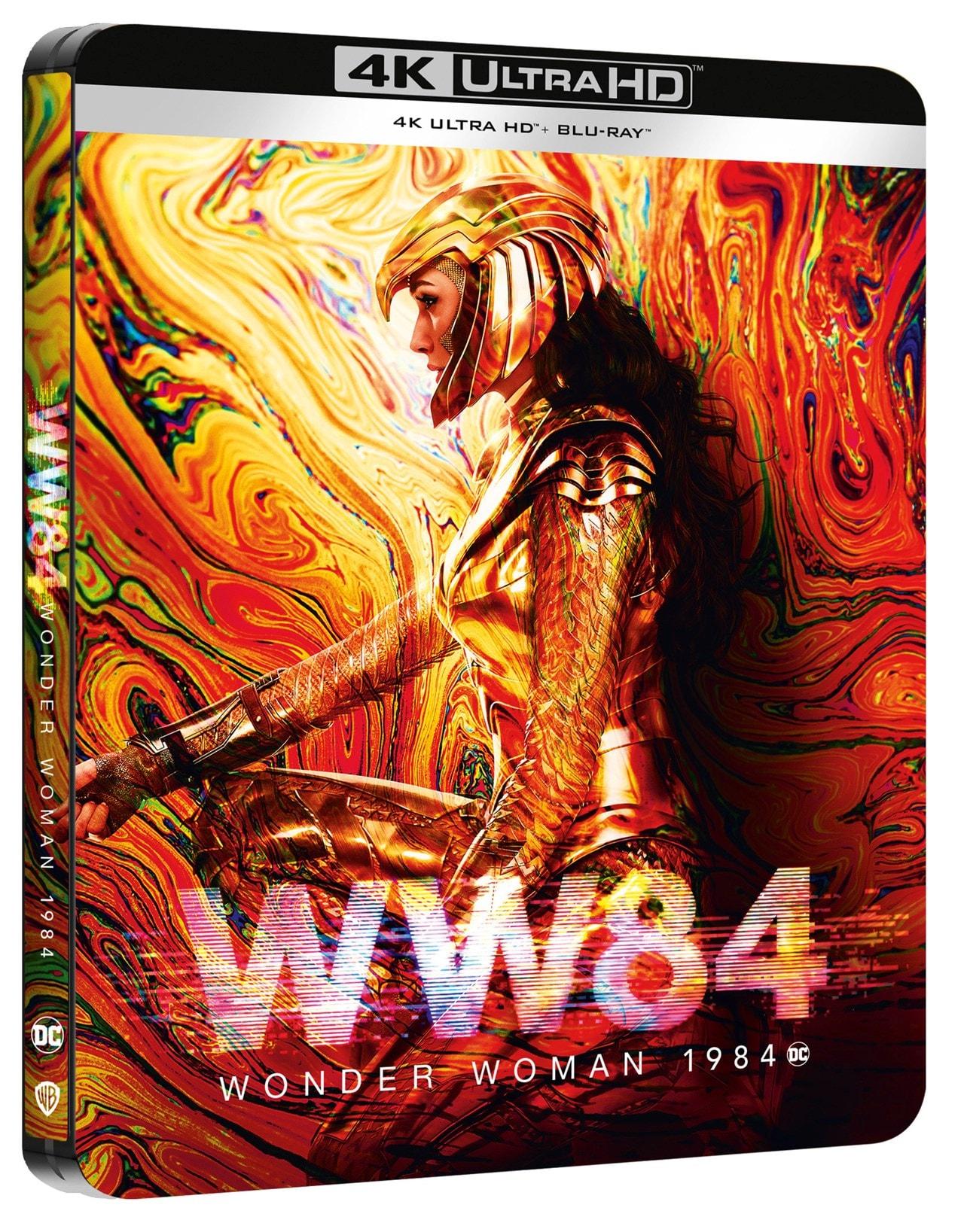 Wonder Woman 1984 (hmv Exclusive) 4K Ultra HD Steelbook - 2