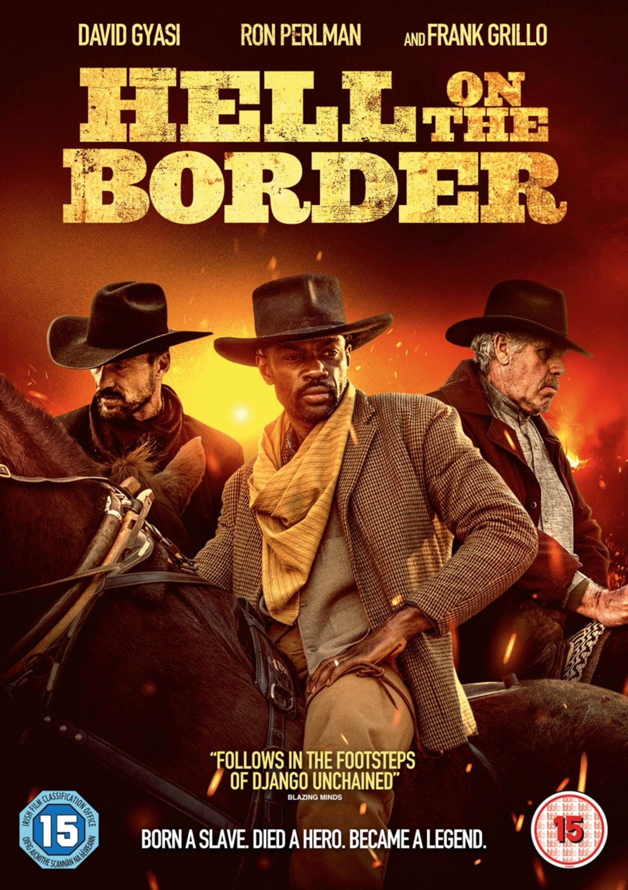 Hell On the Border - 1