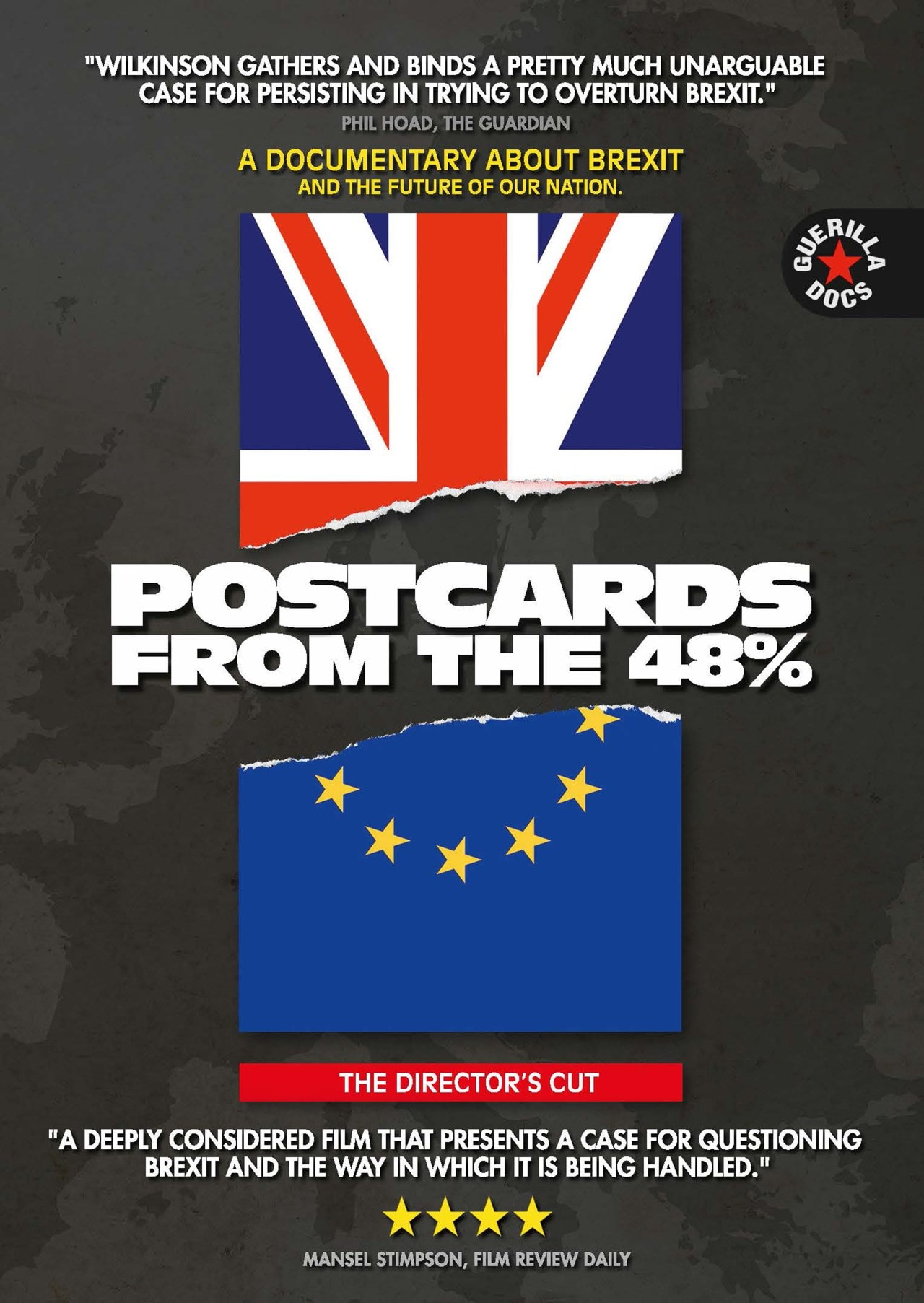 Postcards from the 48% - 1