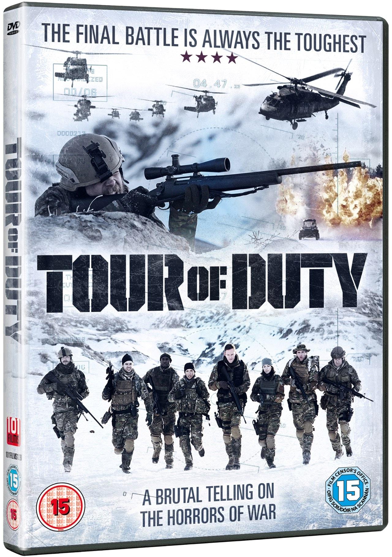 Tour of Duty - 2