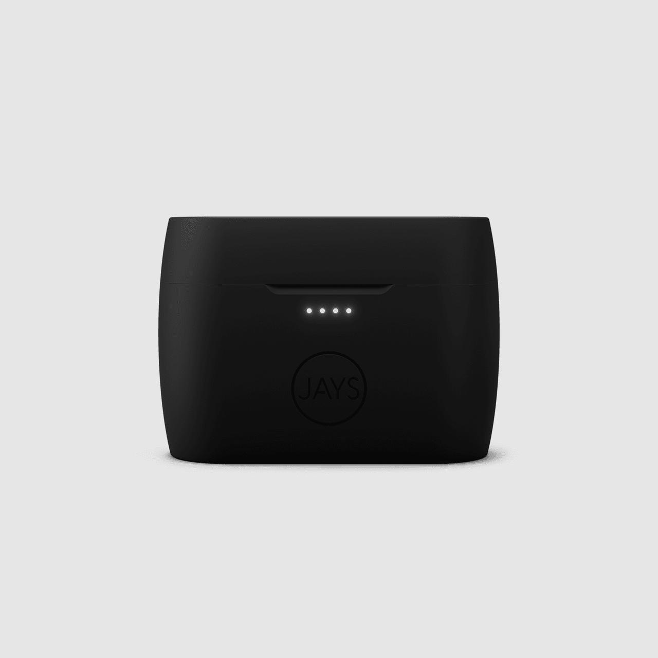 Jays M-Five Black True Wireless Bluetooth Earphones - 3