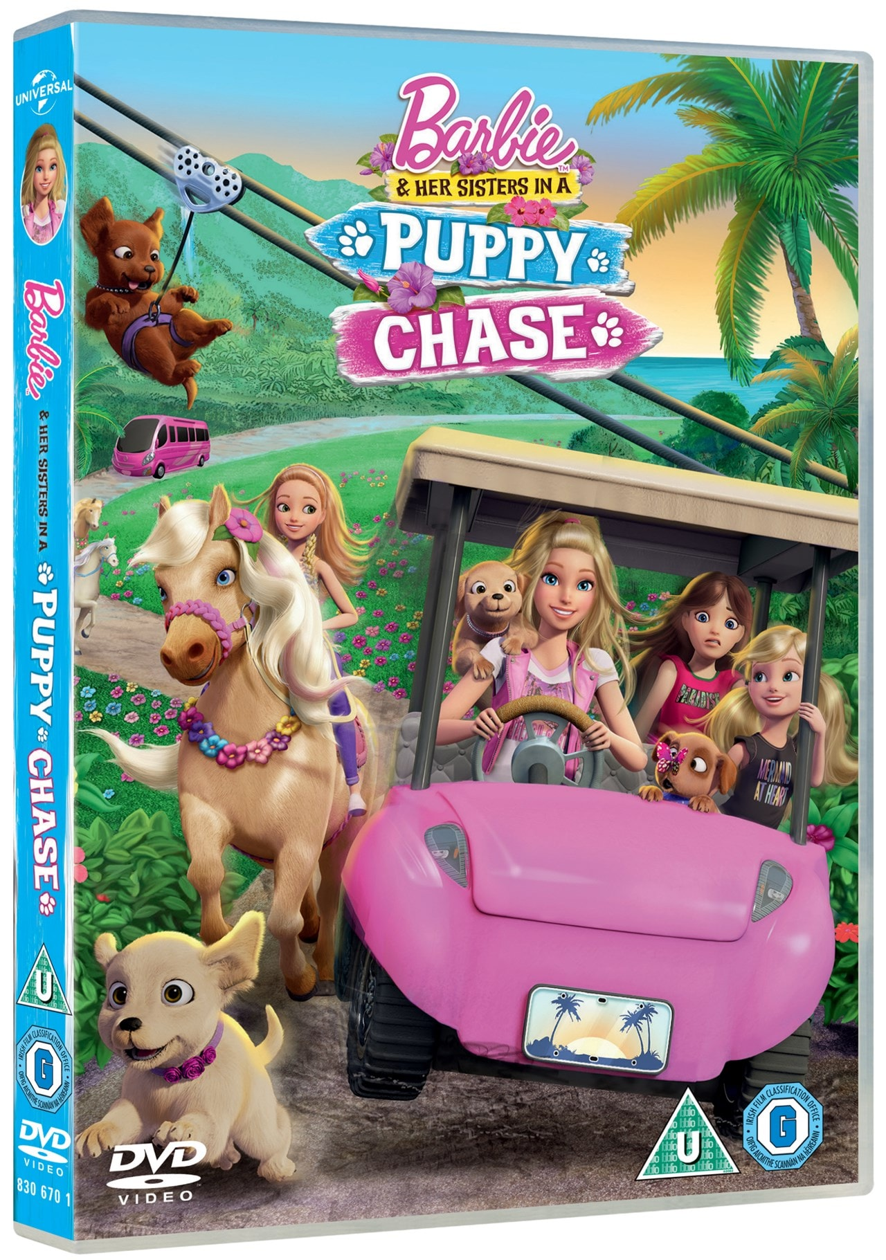 Barbie and Her Sisters in a Puppy Chase - 2