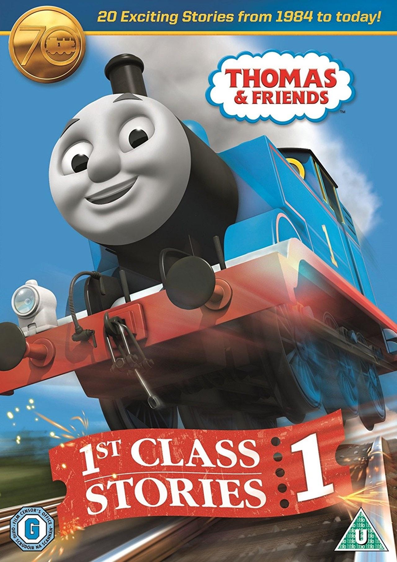 Thomas & Friends: 1st Class Stories - 1