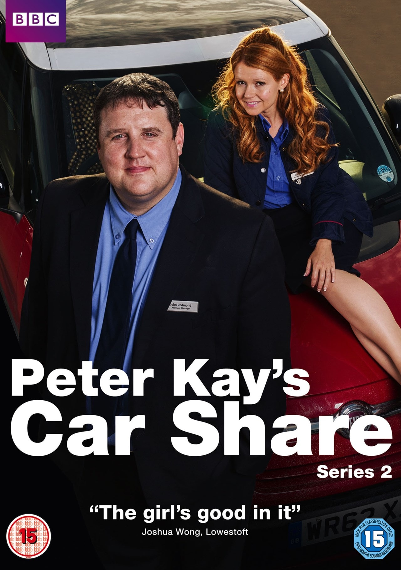 Peter Kay's Car Share: Series 2 - 1
