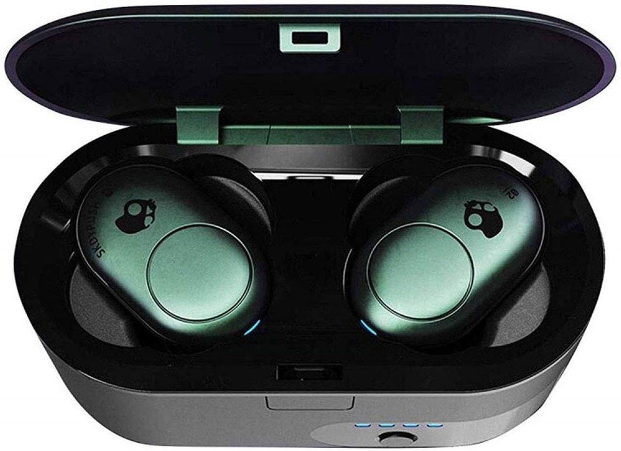 Skullcandy Push Psycho Tropical True Wireless Bluetooth Earphones - 2