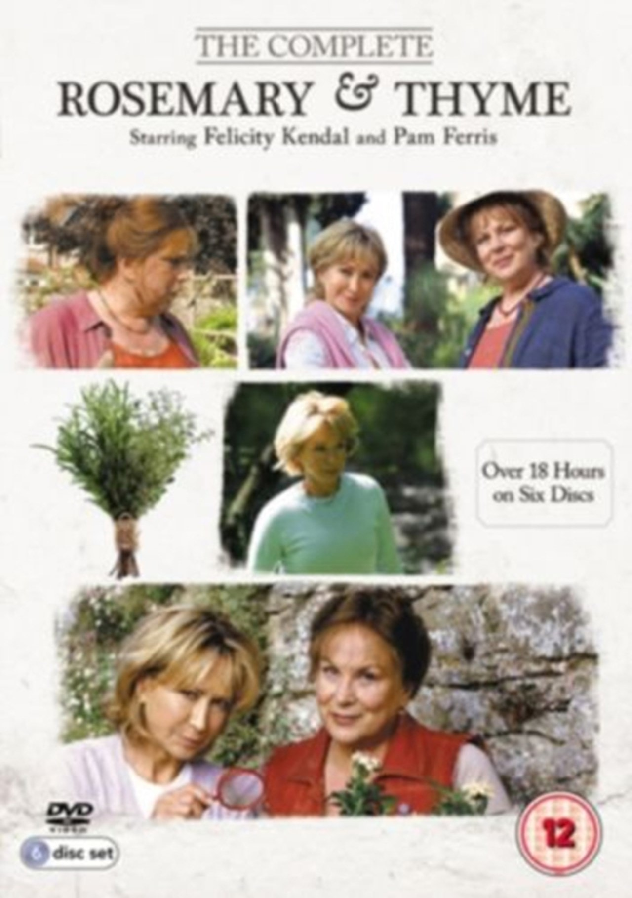 Rosemary and Thyme: The Complete Series 1-3 - 1