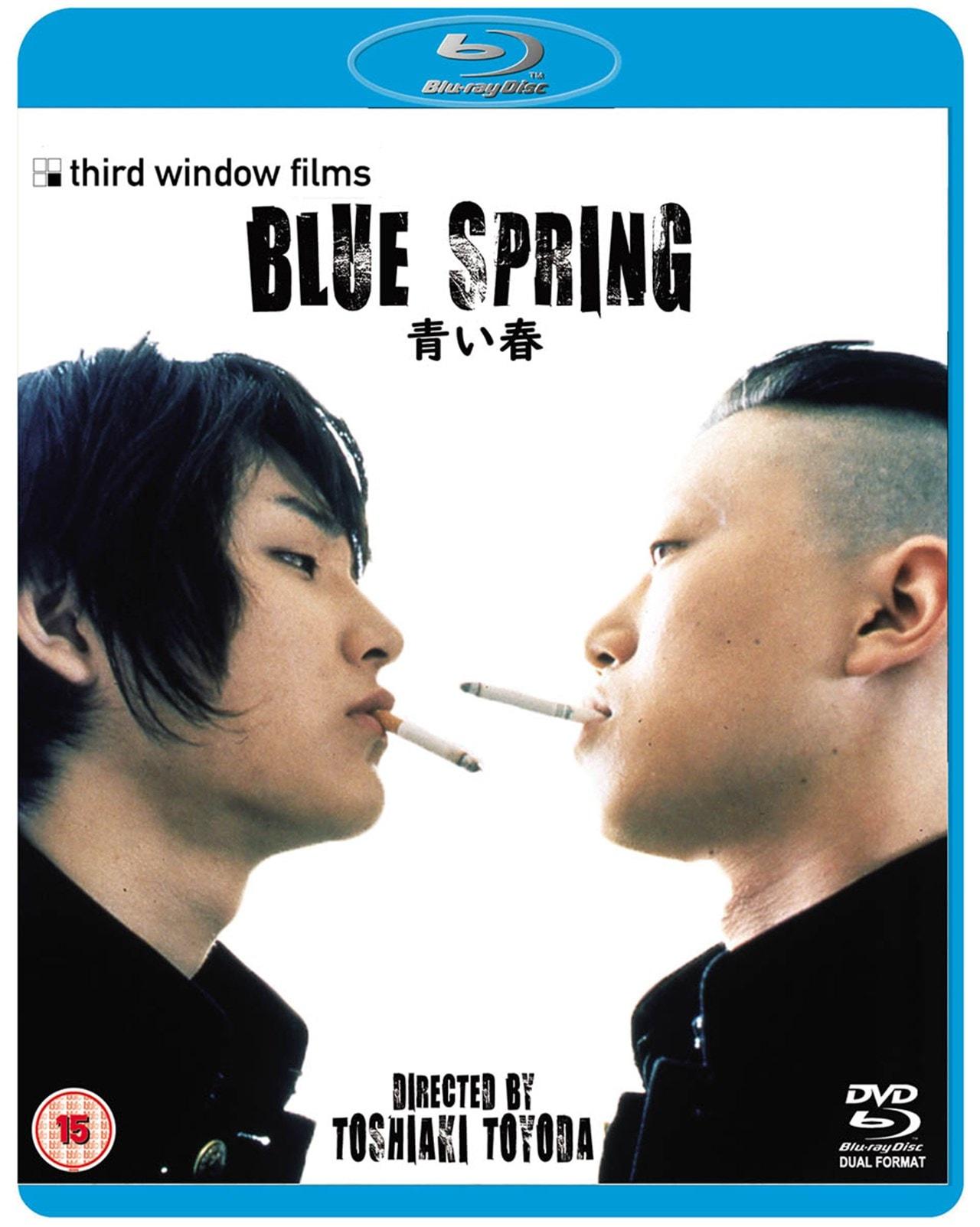 Blue Spring - 1