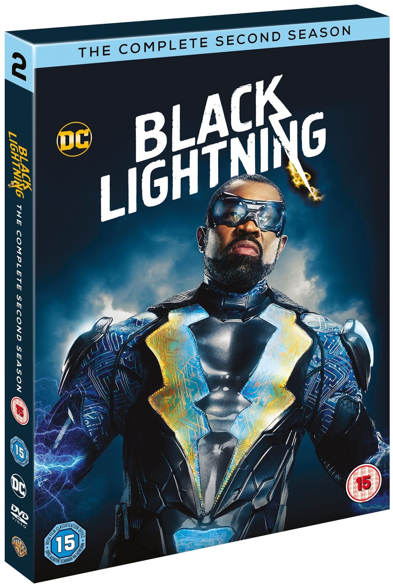 Black Lightning: The Complete Second Season - 2