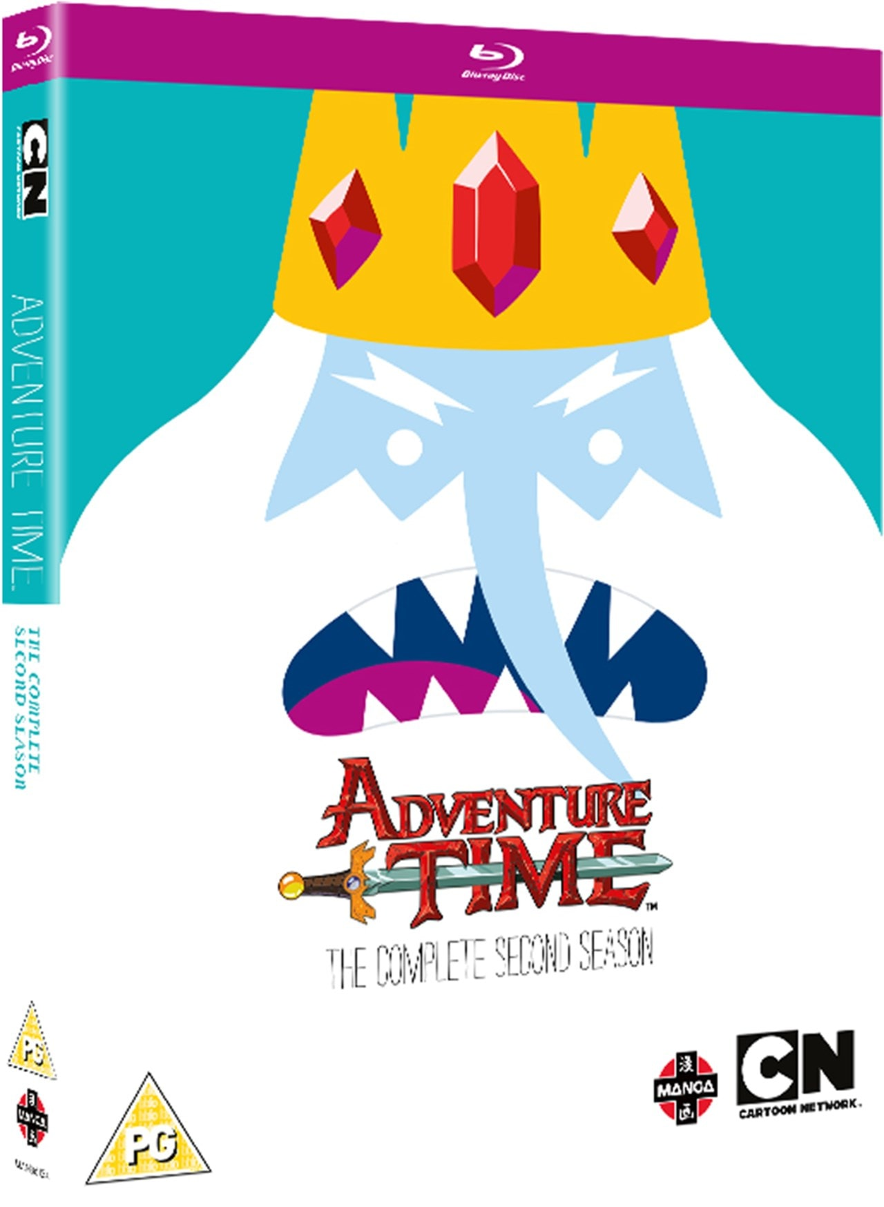 Adventure Time: The Complete Second Season - 2