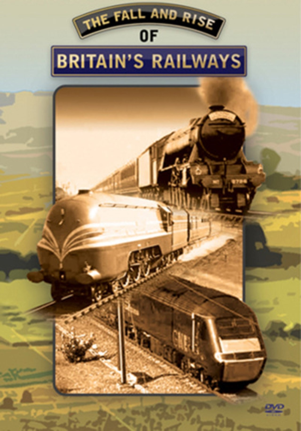 The Fall and Rise of Britain's Railways - 1