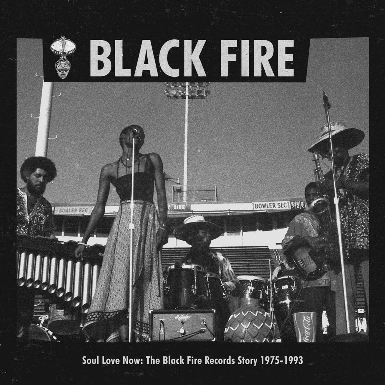 Soul Love Now: The Black Fire Records Story 1975-1993 - 1