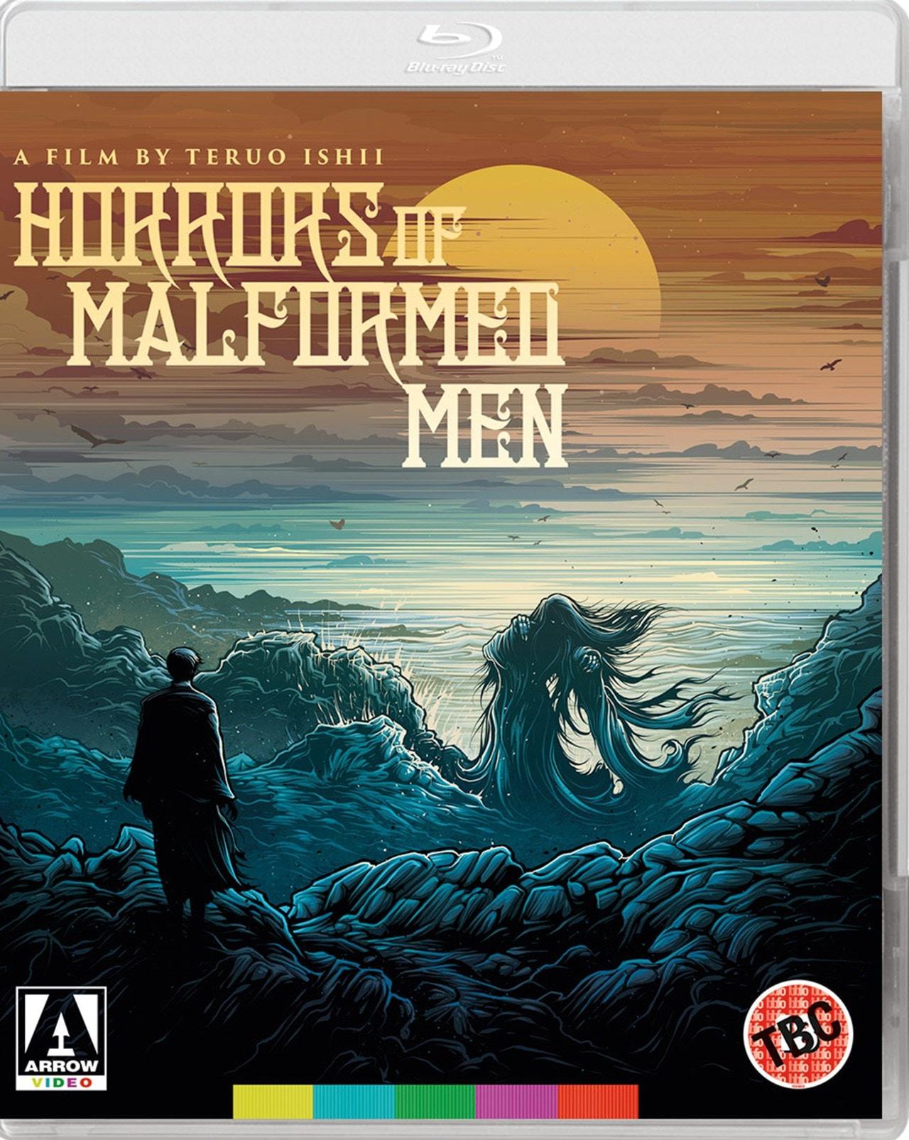 Horrors of Malformed Men - 1