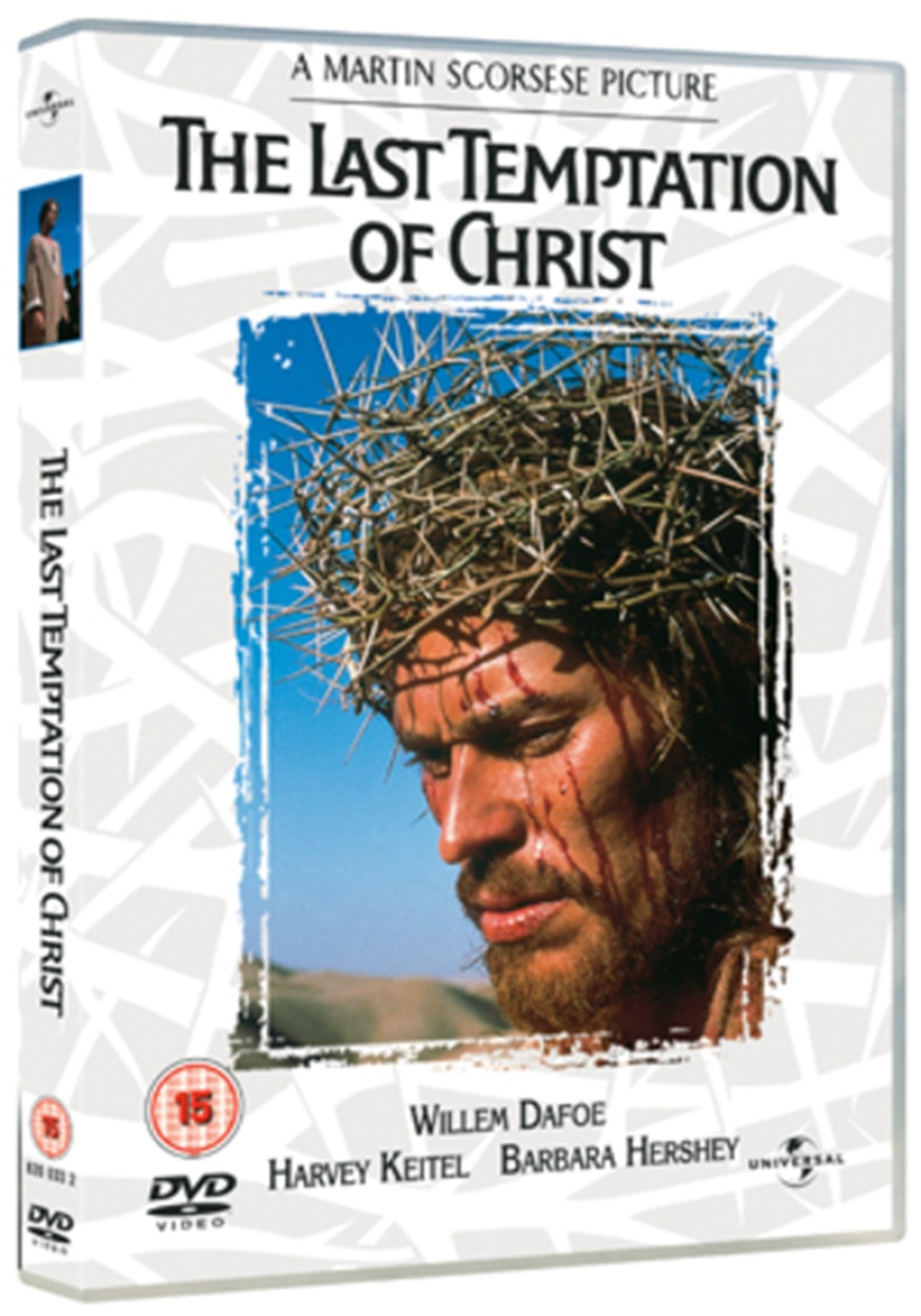 The Last Temptation of Christ - 1