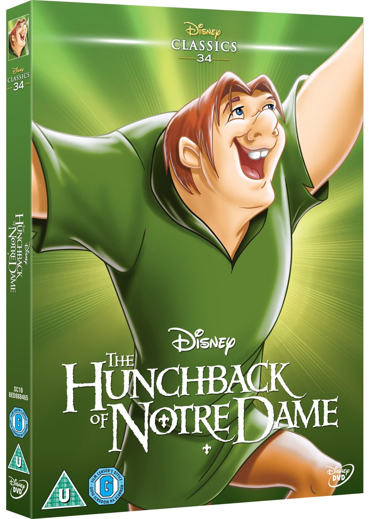 The Hunchback of Notre Dame (Disney) - 2