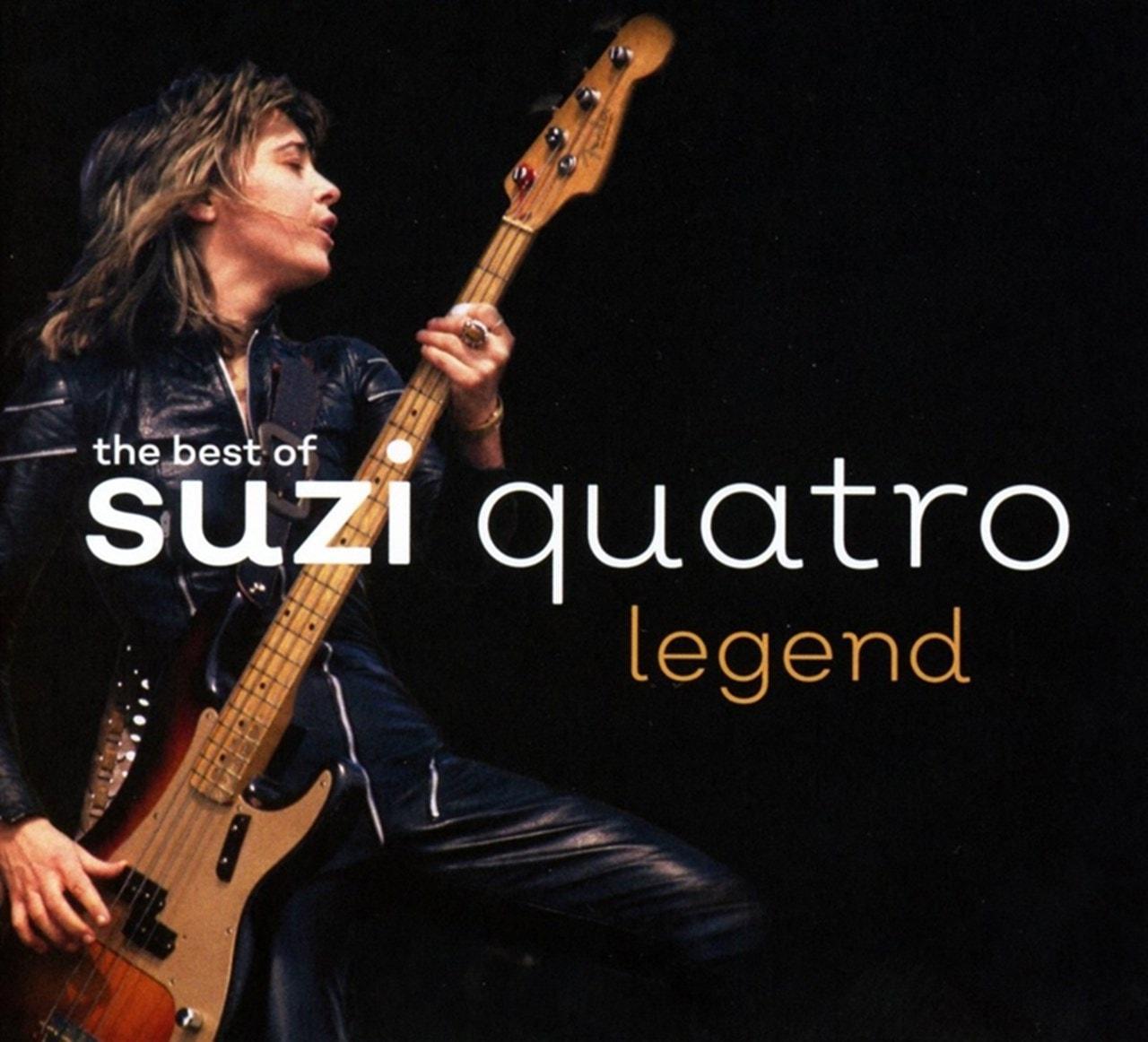Legend: The Best of Suzi Quatro - 1