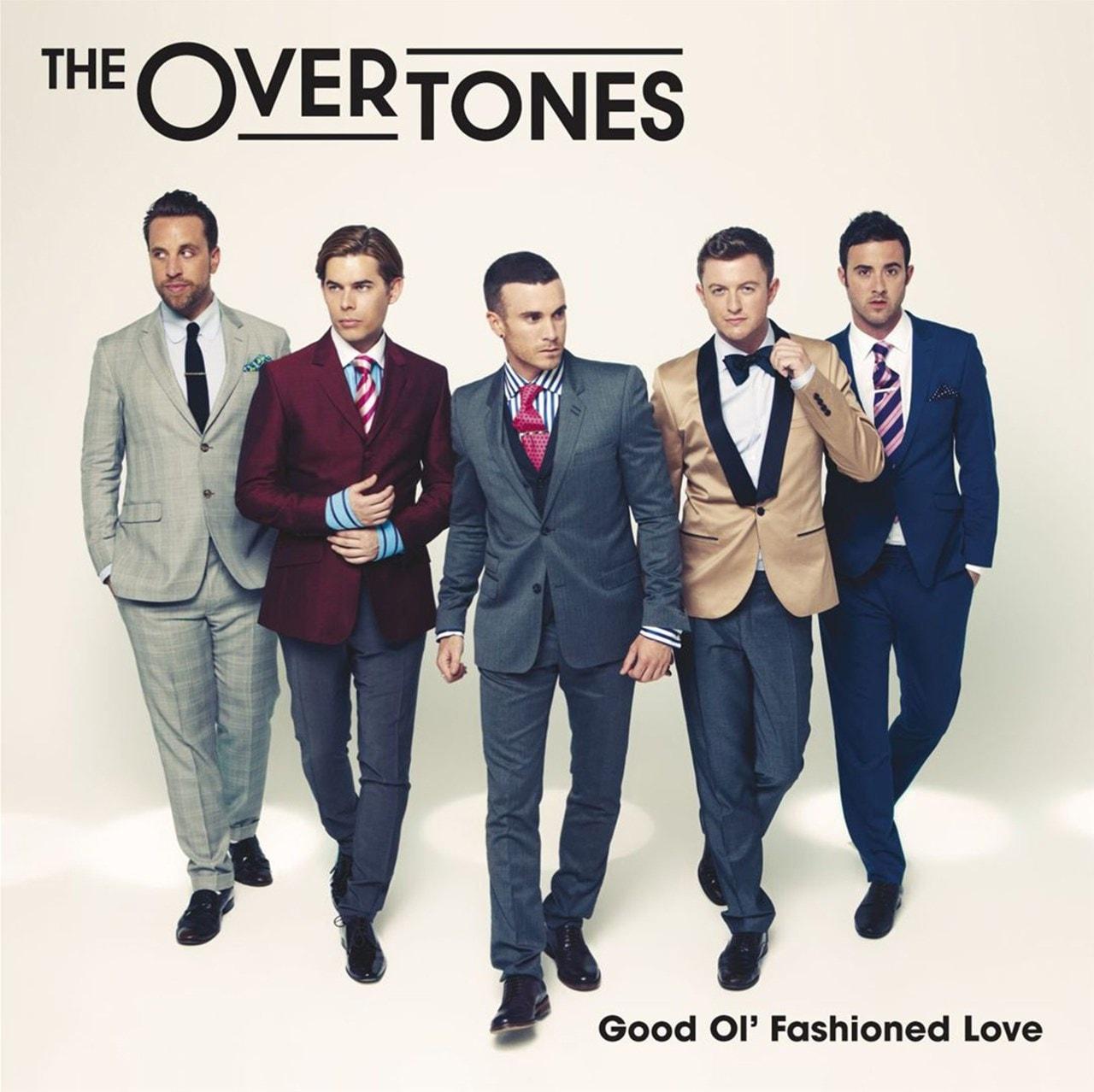 Good Ol' Fashioned Love - 1