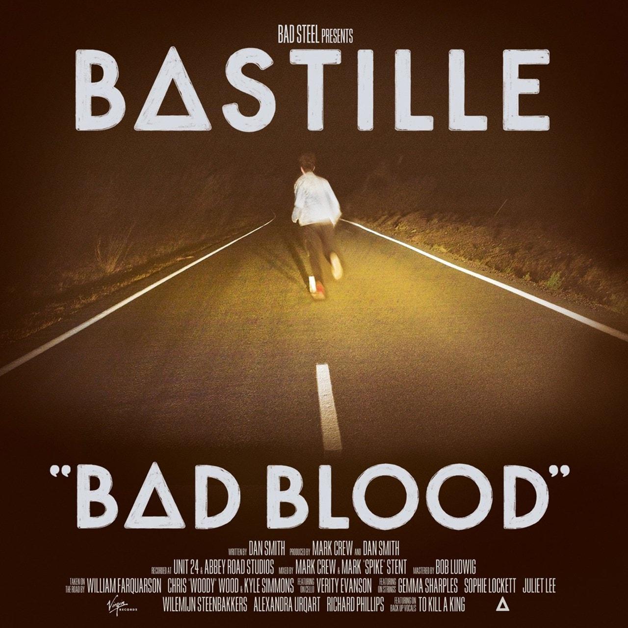 Bad Blood - 1