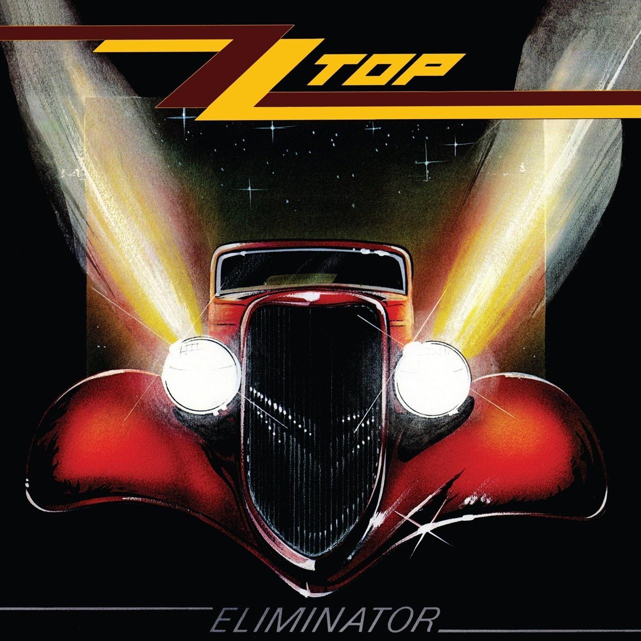 Eliminator - Limited Edition Yellow Vinyl (NAD20) - 1