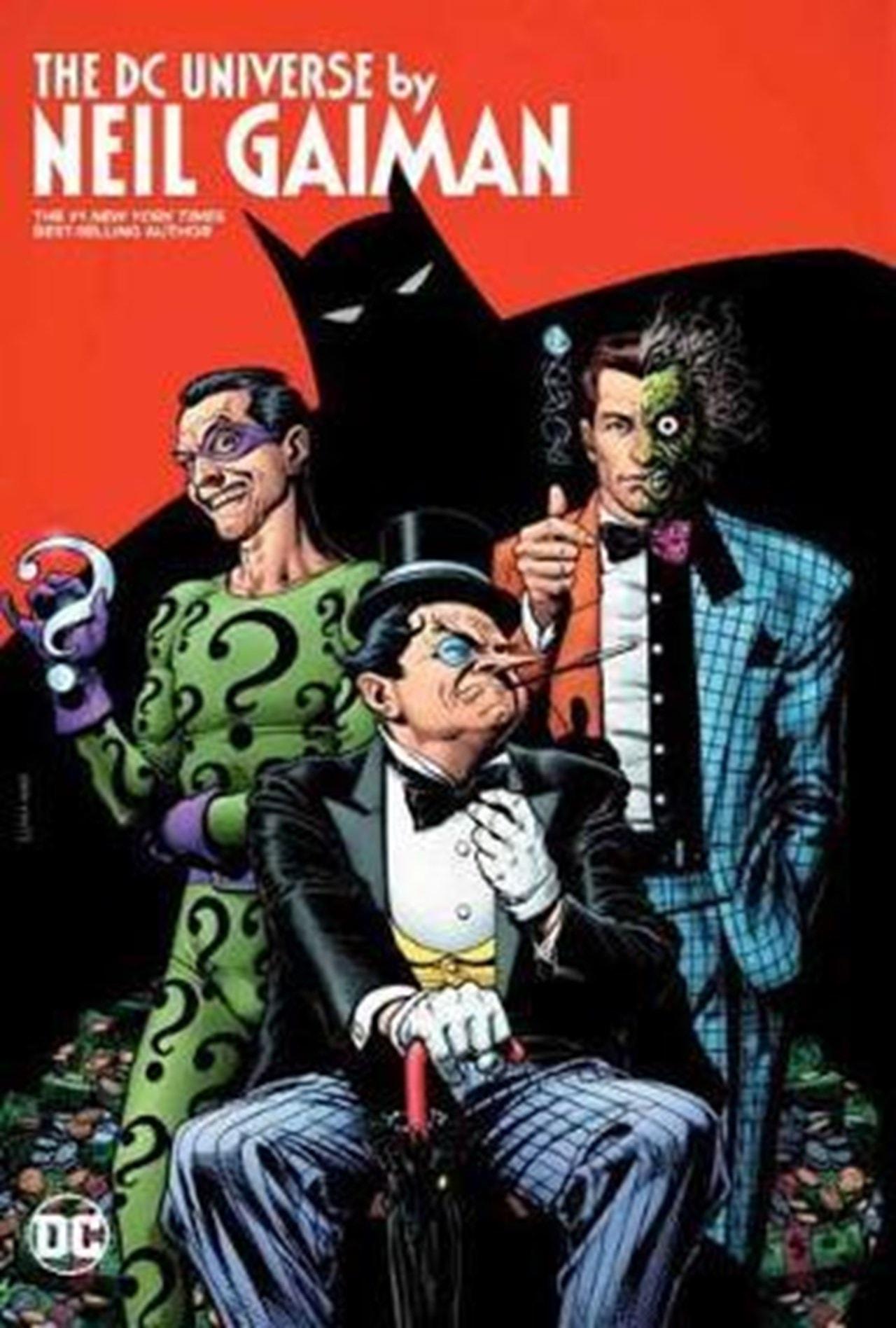 DC Universe By Neil Gaiman - 1