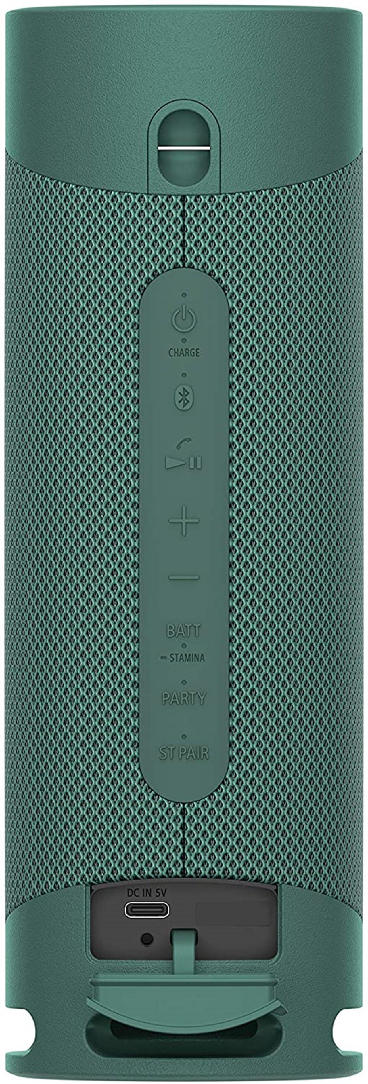Sony SRSXB23 Green Bluetooth Speaker - 2