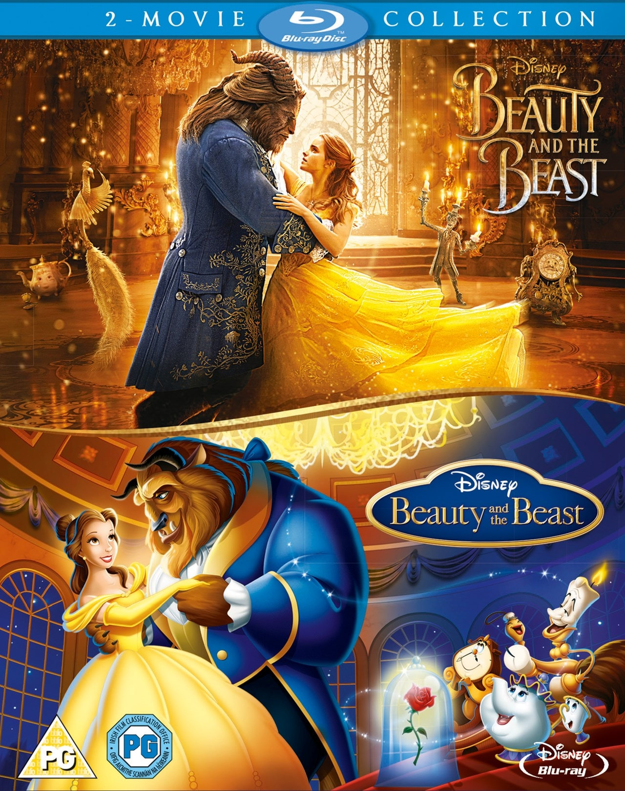 Beauty and the Beast: 2-movie Collection - 1