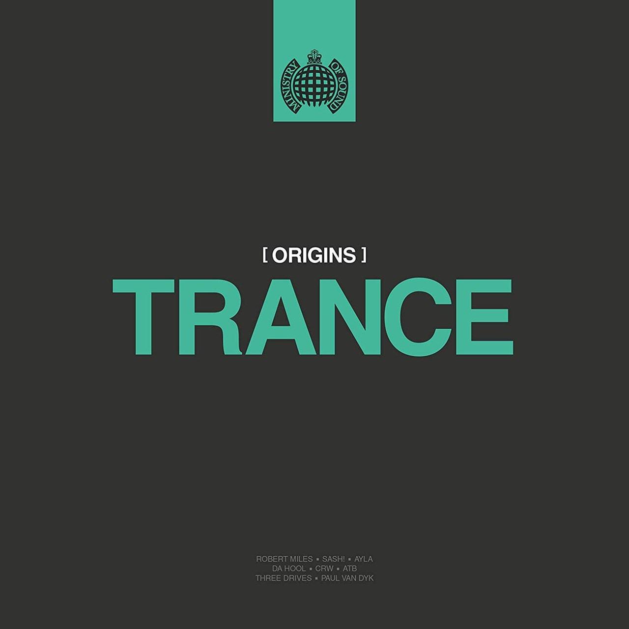 Origins of Trance - 1