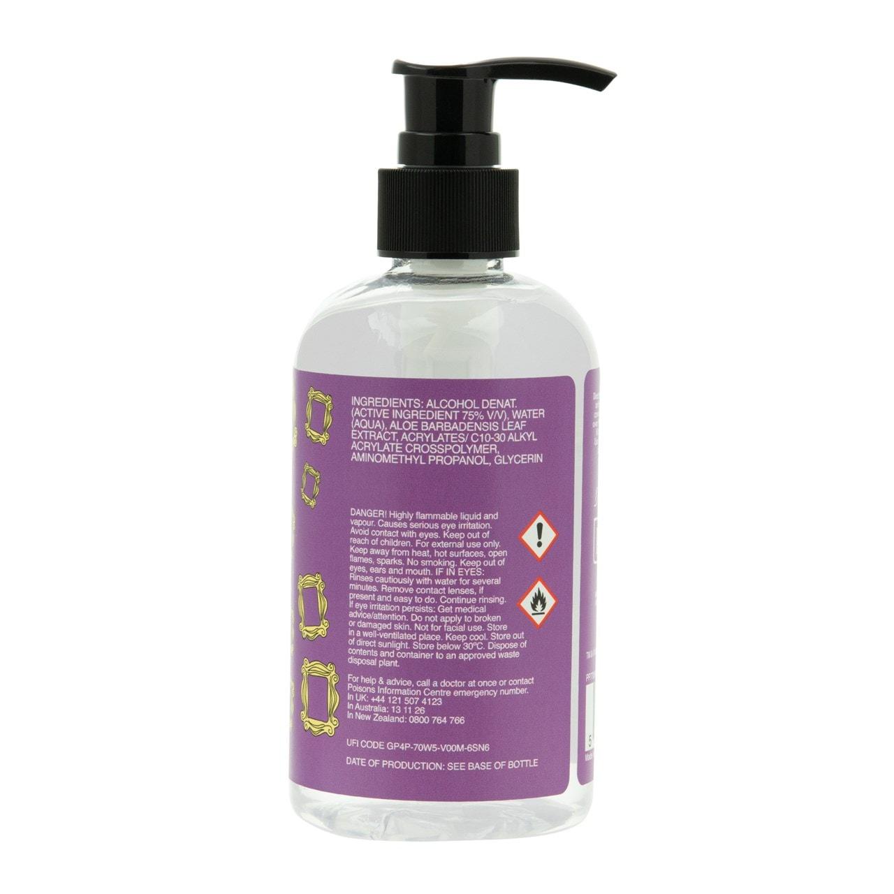 Friends Gel Hand Sanitiser Pump - 2