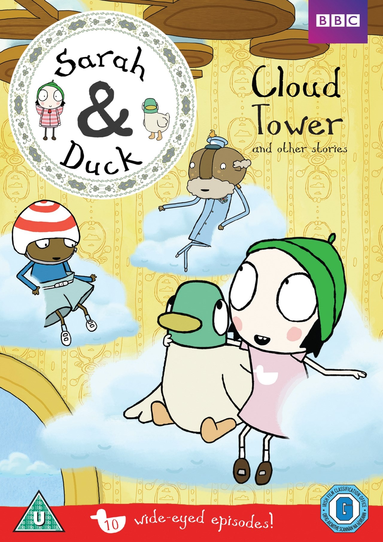 Sarah & Duck: Cloud Tower and Other Stories - 1