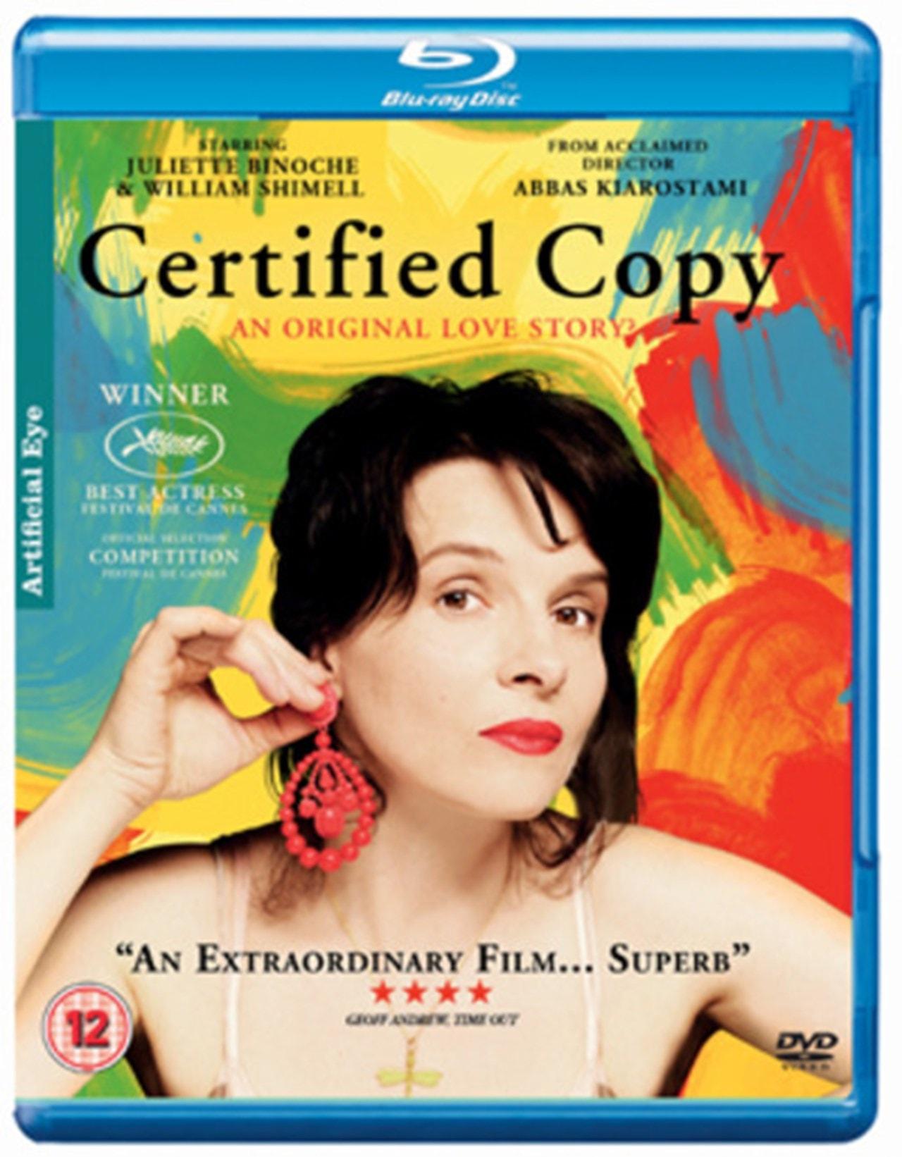 Certified Copy - 1
