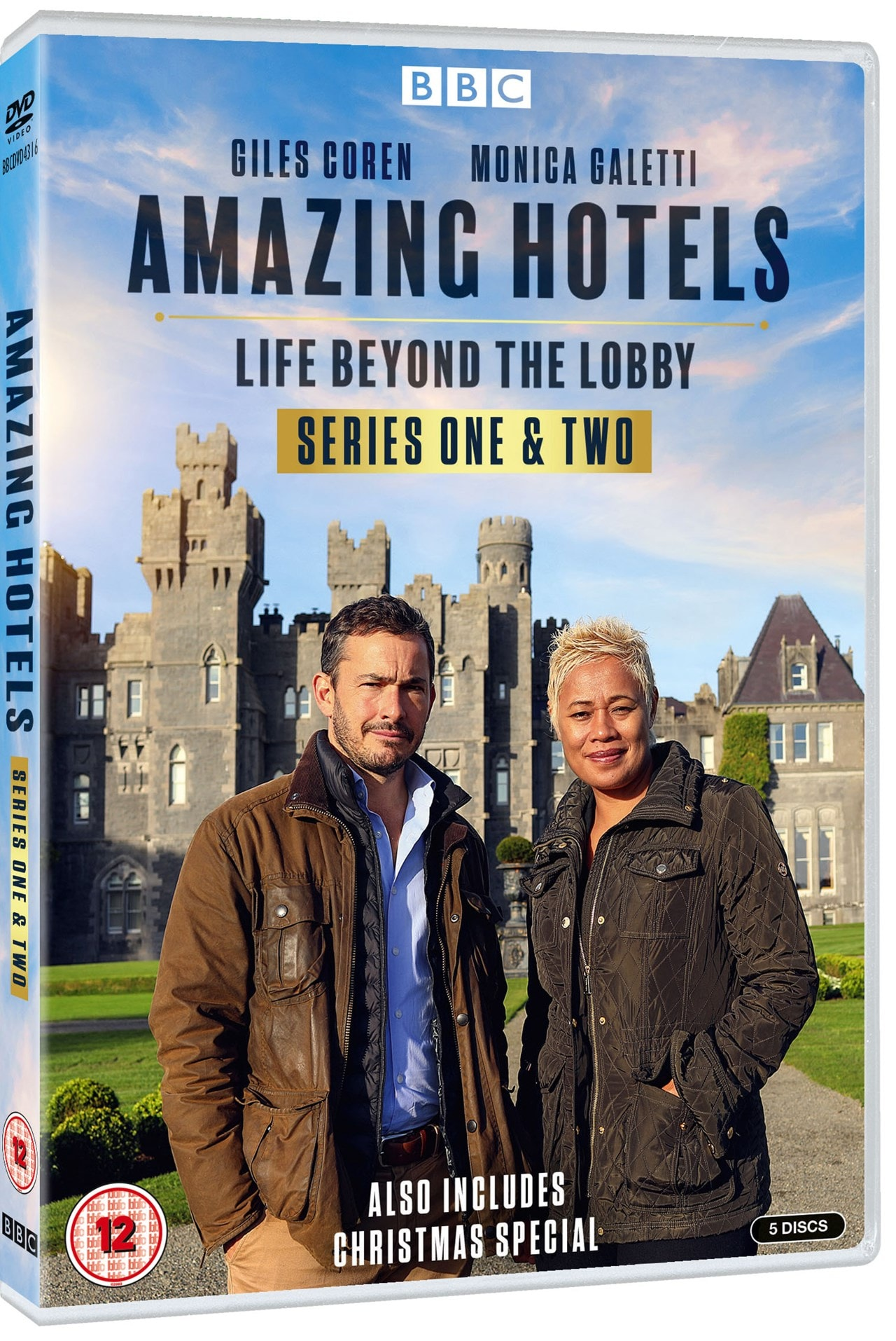 Amazing Hotels - Life Beyond the Lobby: Series One & Two - 2