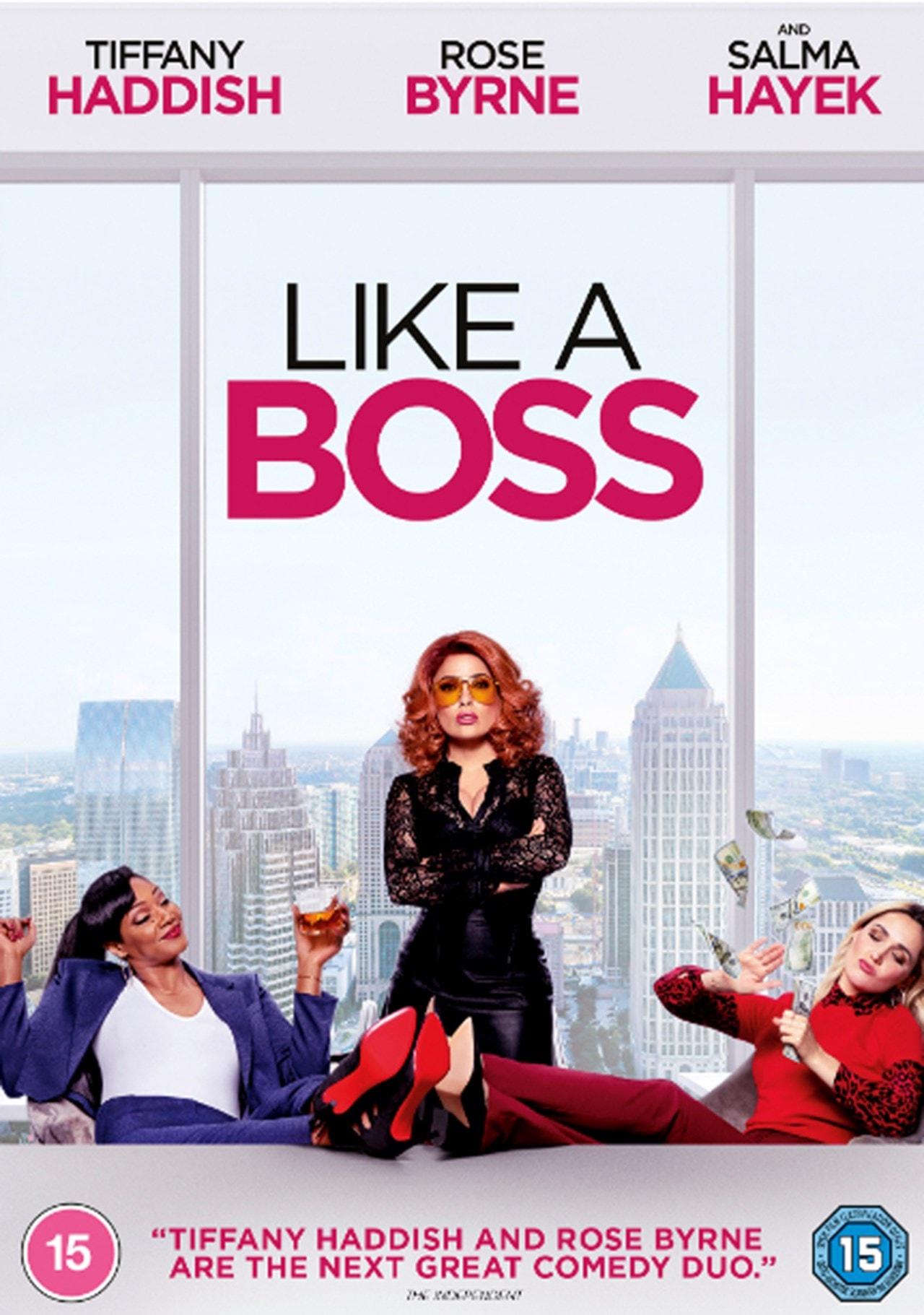 Like a Boss - 1