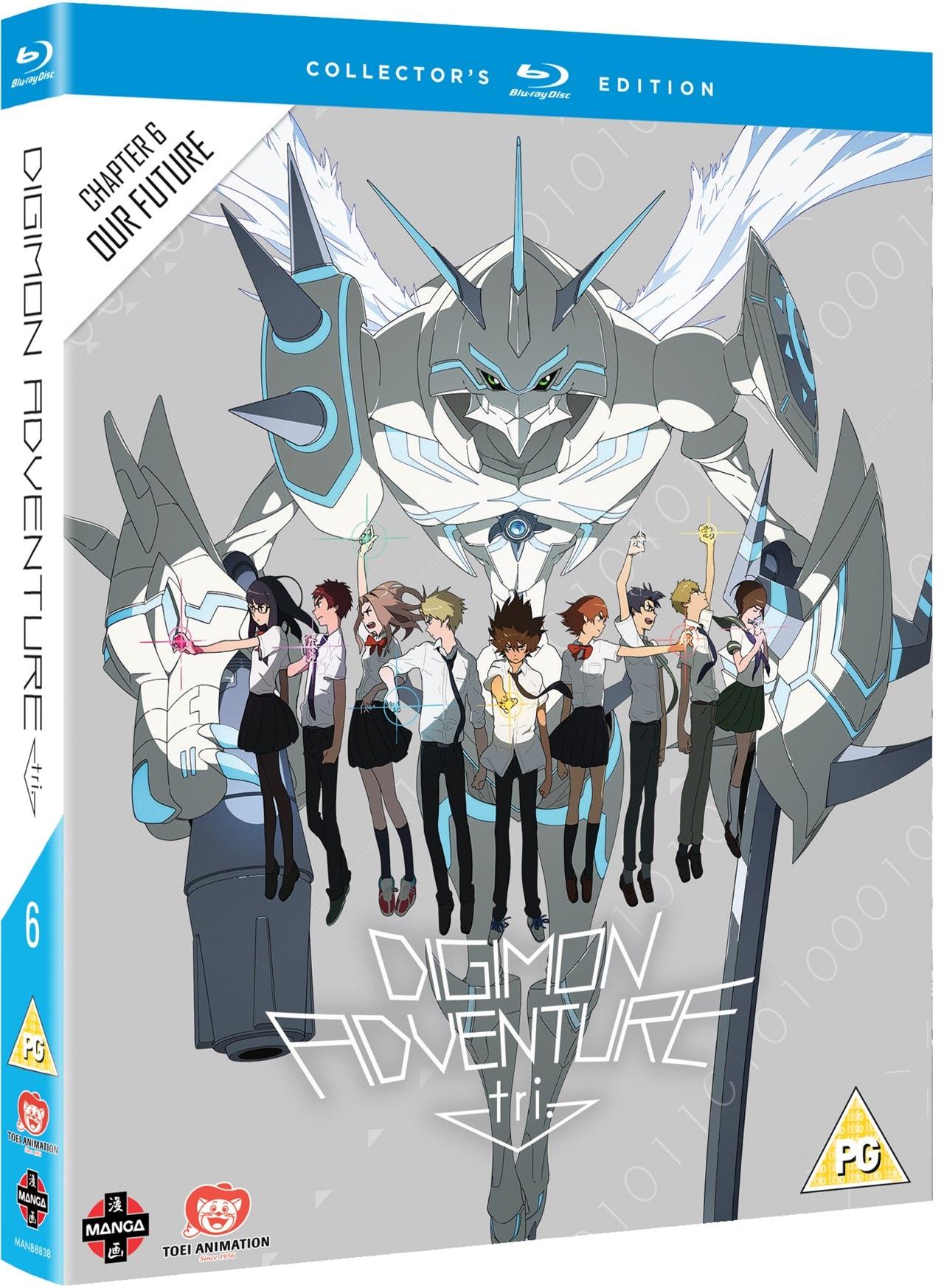 Digimon Adventure Tri: Chapter 6 - Our Future - 2