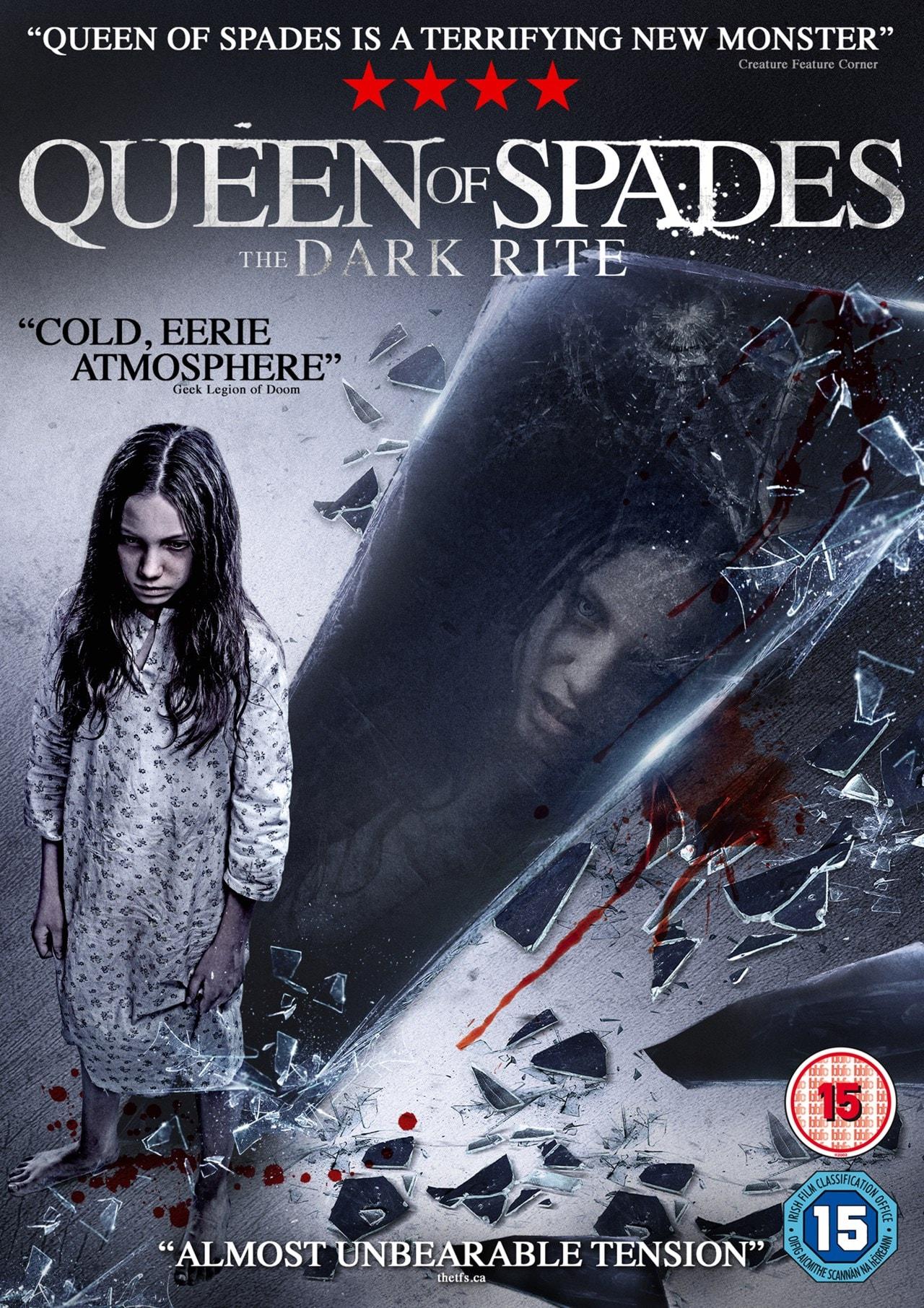 Queen of Spades - The Dark Rite - 1