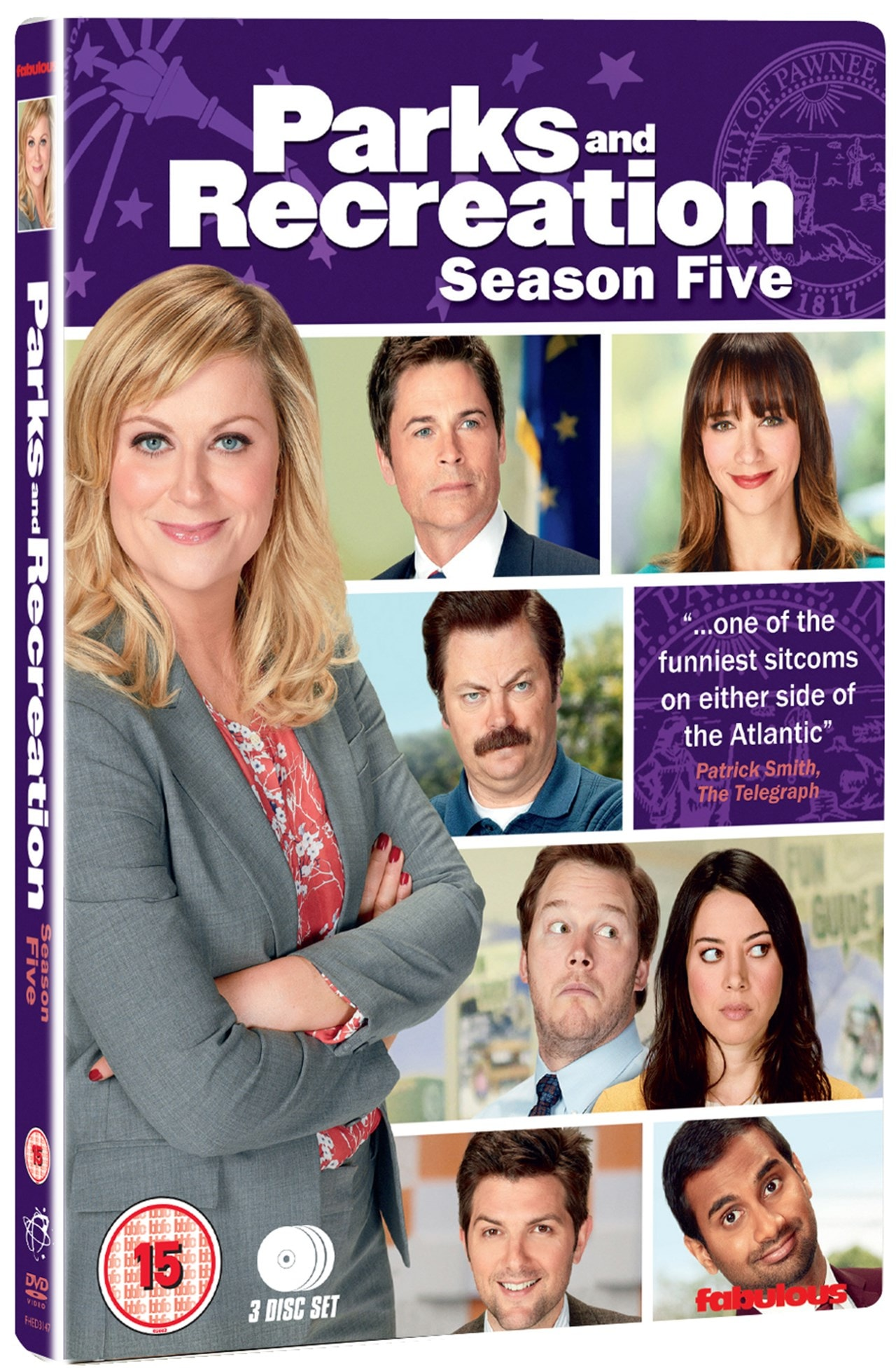 Parks and Recreation: Season Five - 2
