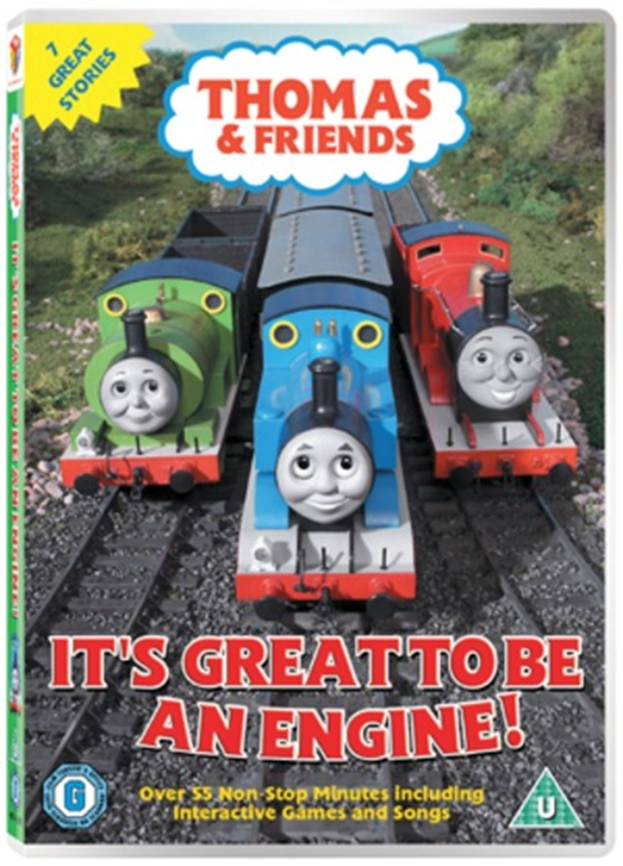 Thomas the Tank Engine and Friends: It's Great to Be an Engine! - 1