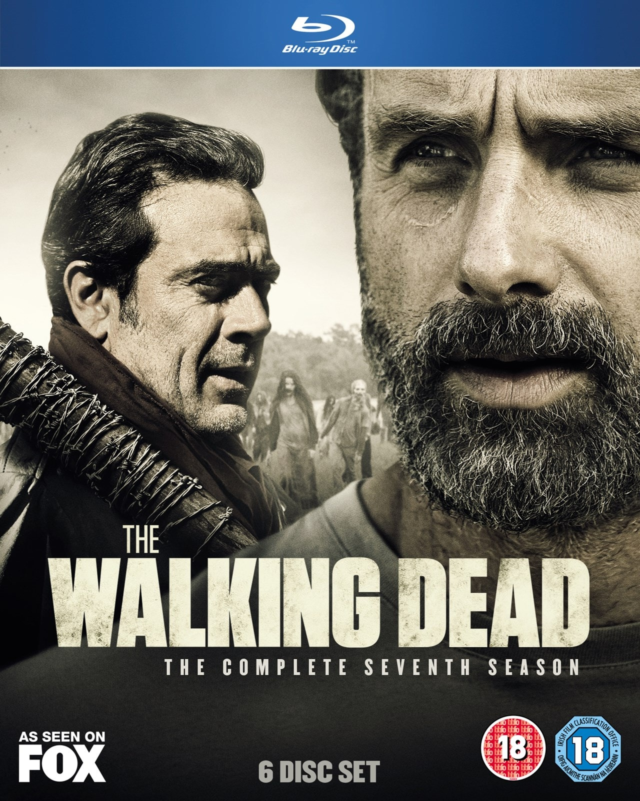 The Walking Dead: The Complete Seventh Season - 1