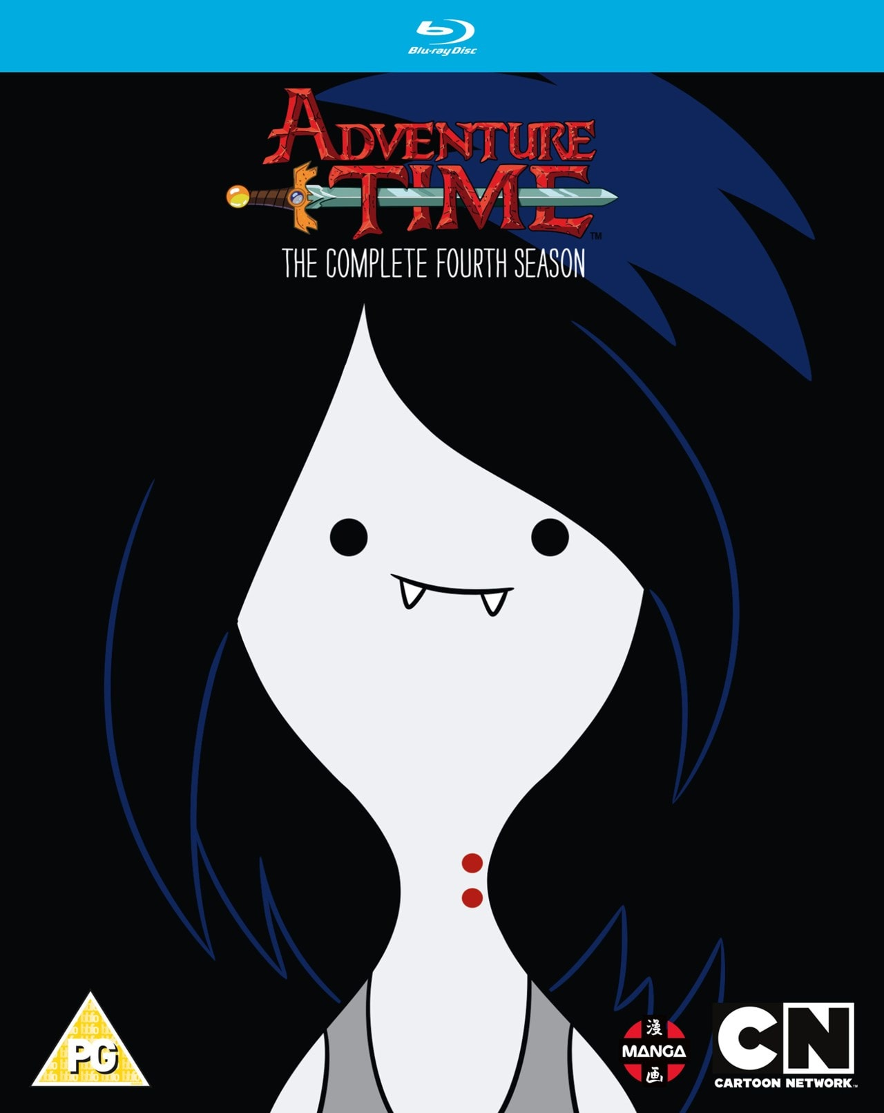 Adventure Time: The Complete Fourth Season - 1