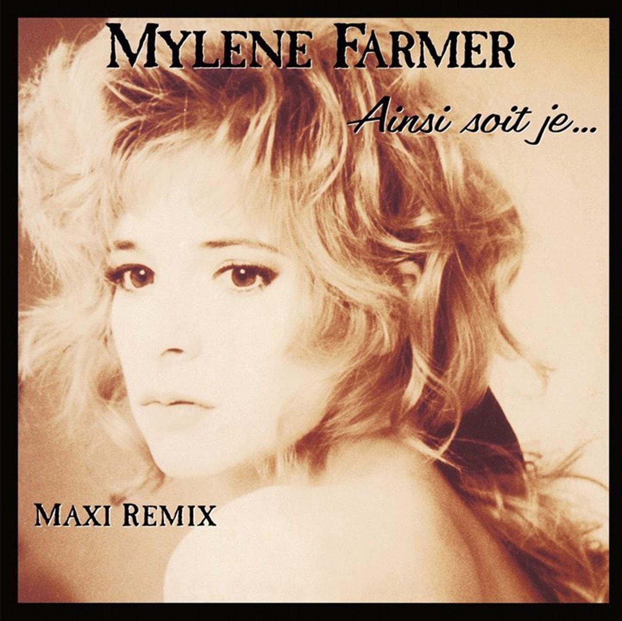 Ainsi Soit Je...: Maxi Remix - 1