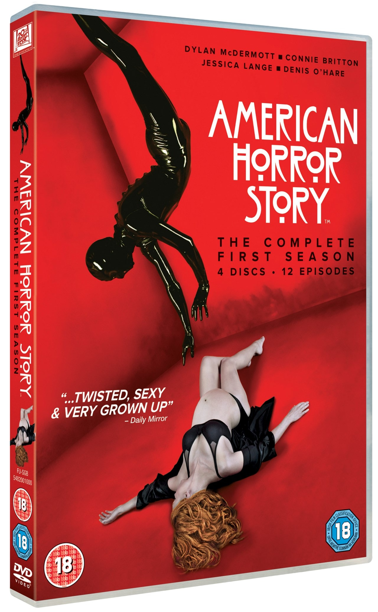 American Horror Story: Murder House - The Complete First Season - 2