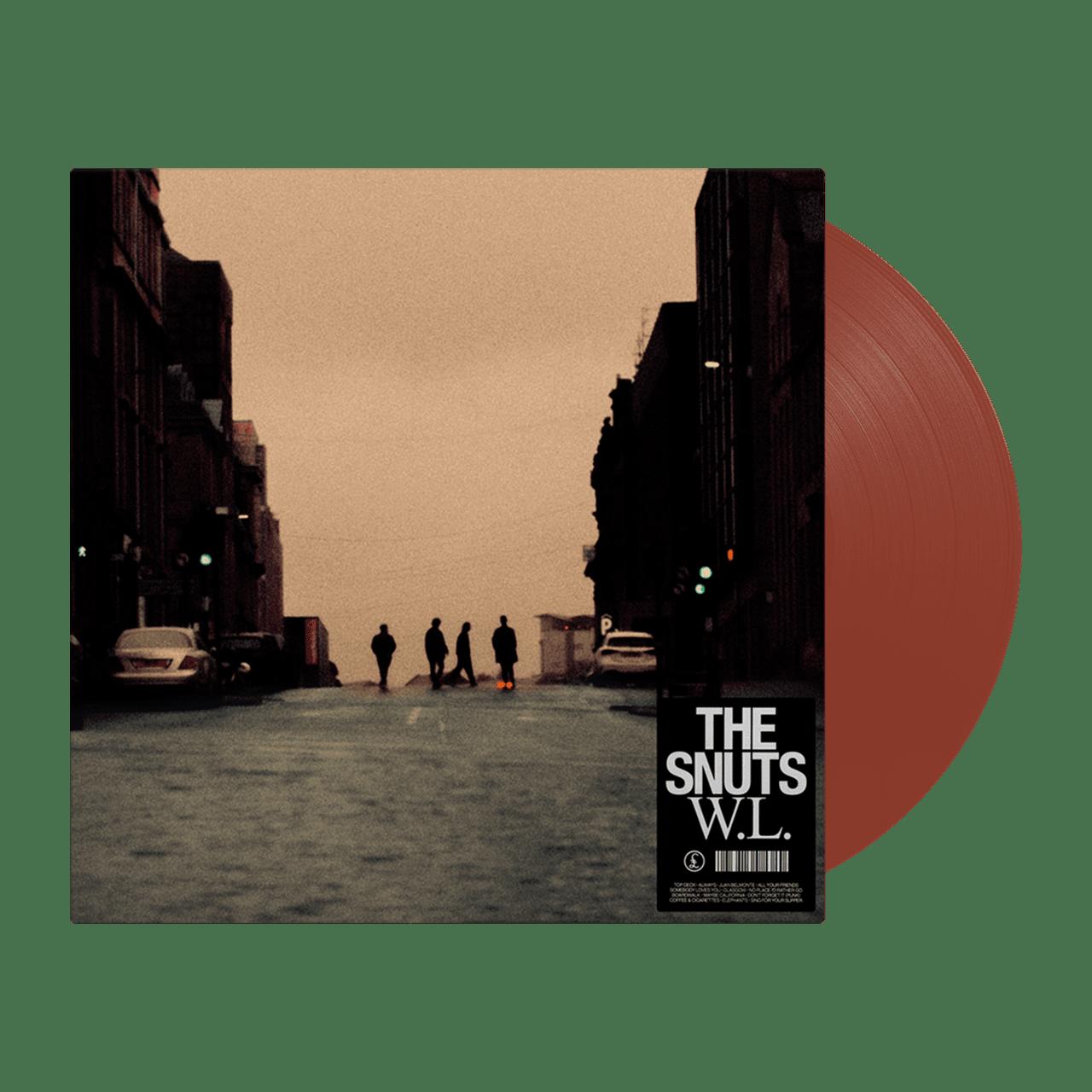 W.L. - Limited Edition Brick Red Vinyl - 1