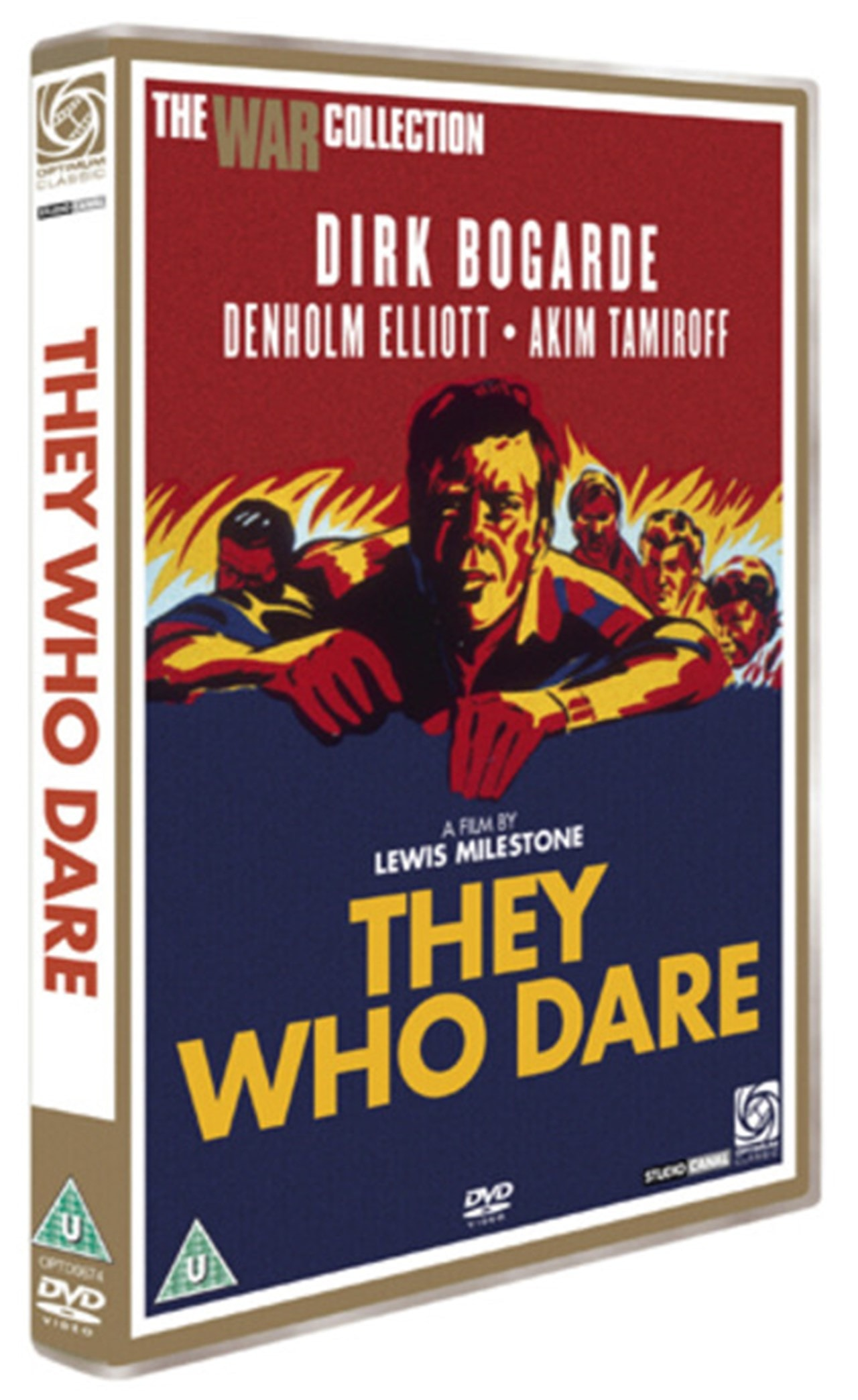 They Who Dare - 1