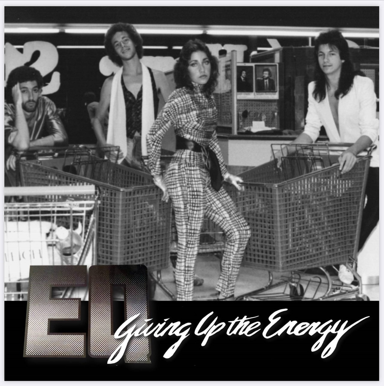 Giving Up the Energy - 1