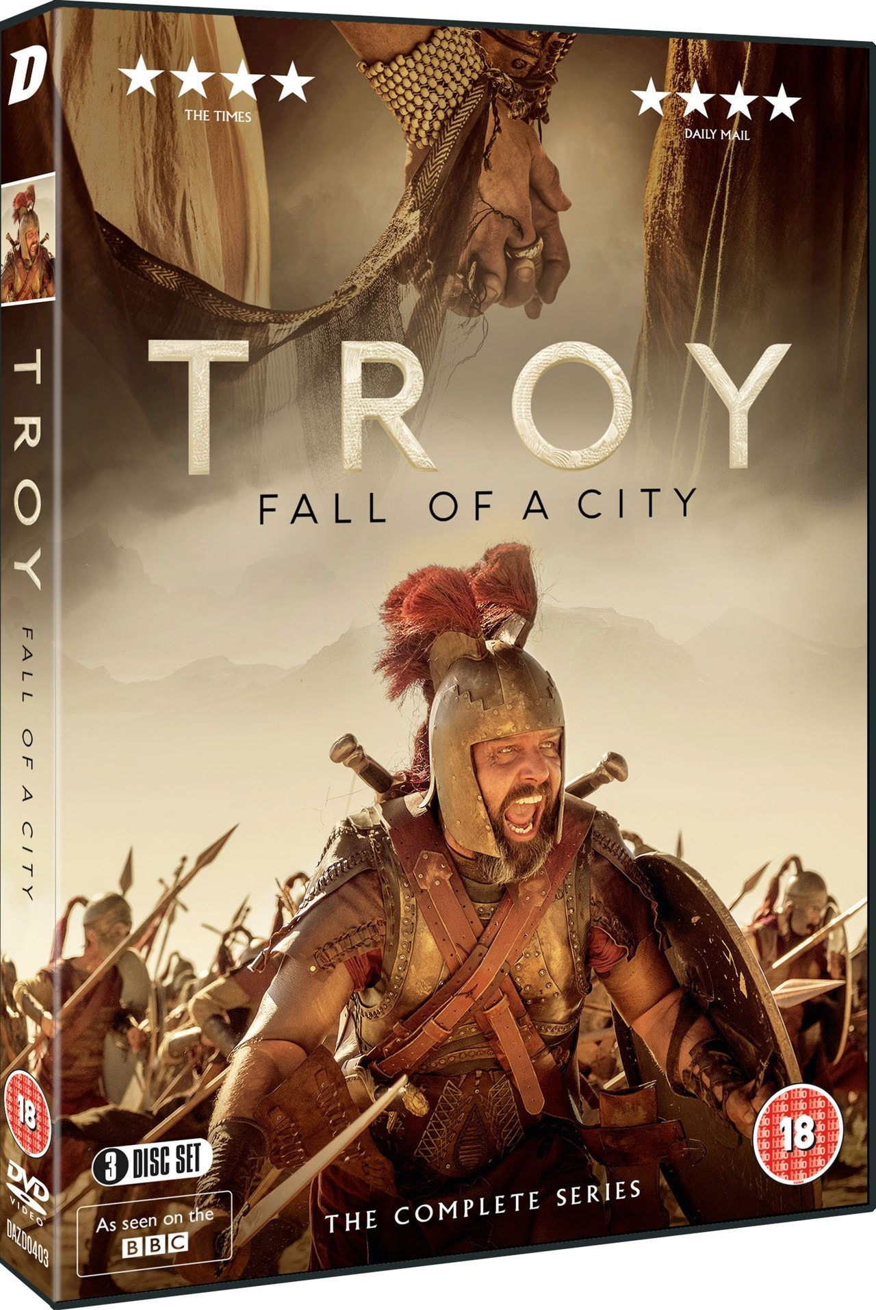 Troy - Fall of a City - 2
