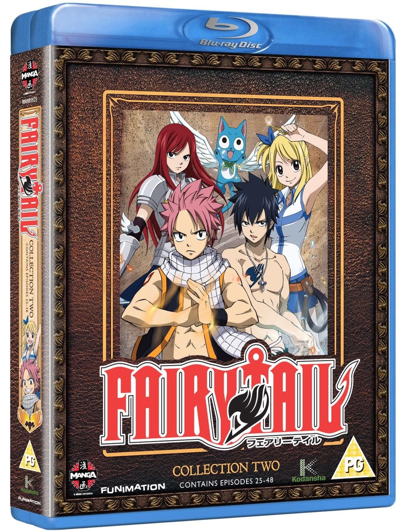 Fairy Tail: Collection 2 - 2